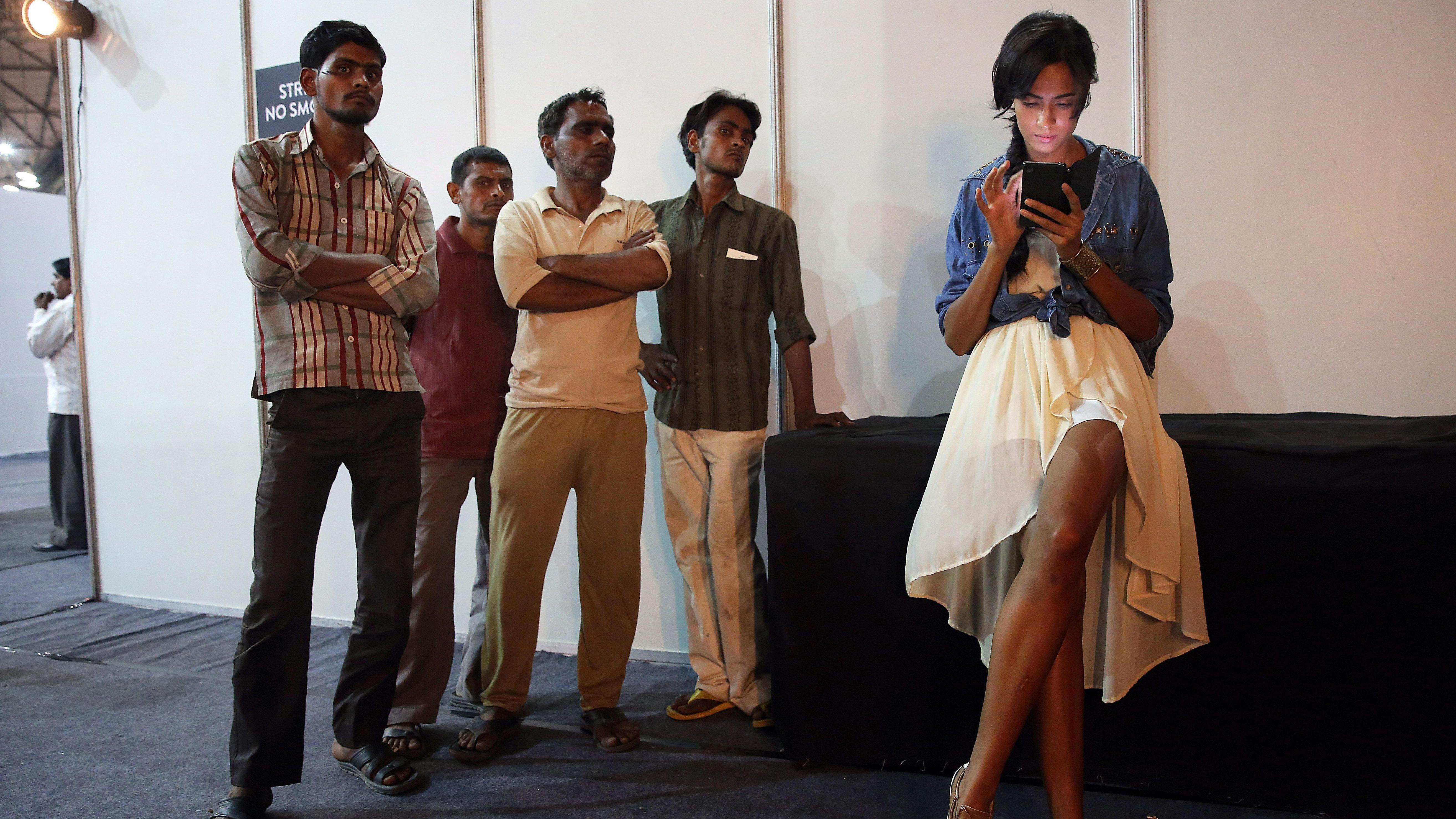 India Amazon Fashion Week - Mar 2015