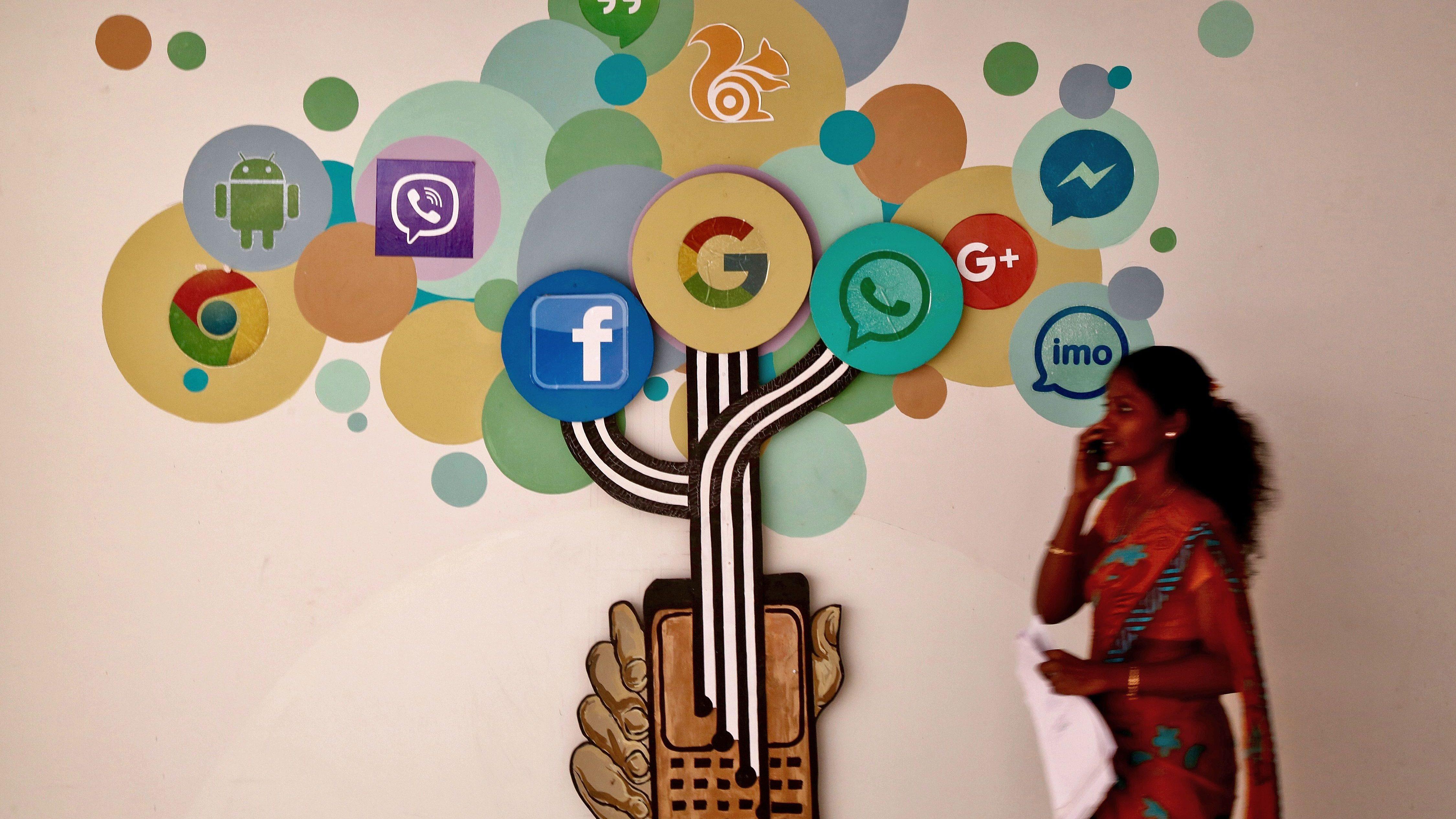 India social media in Bangalore - 09 Feb 2018