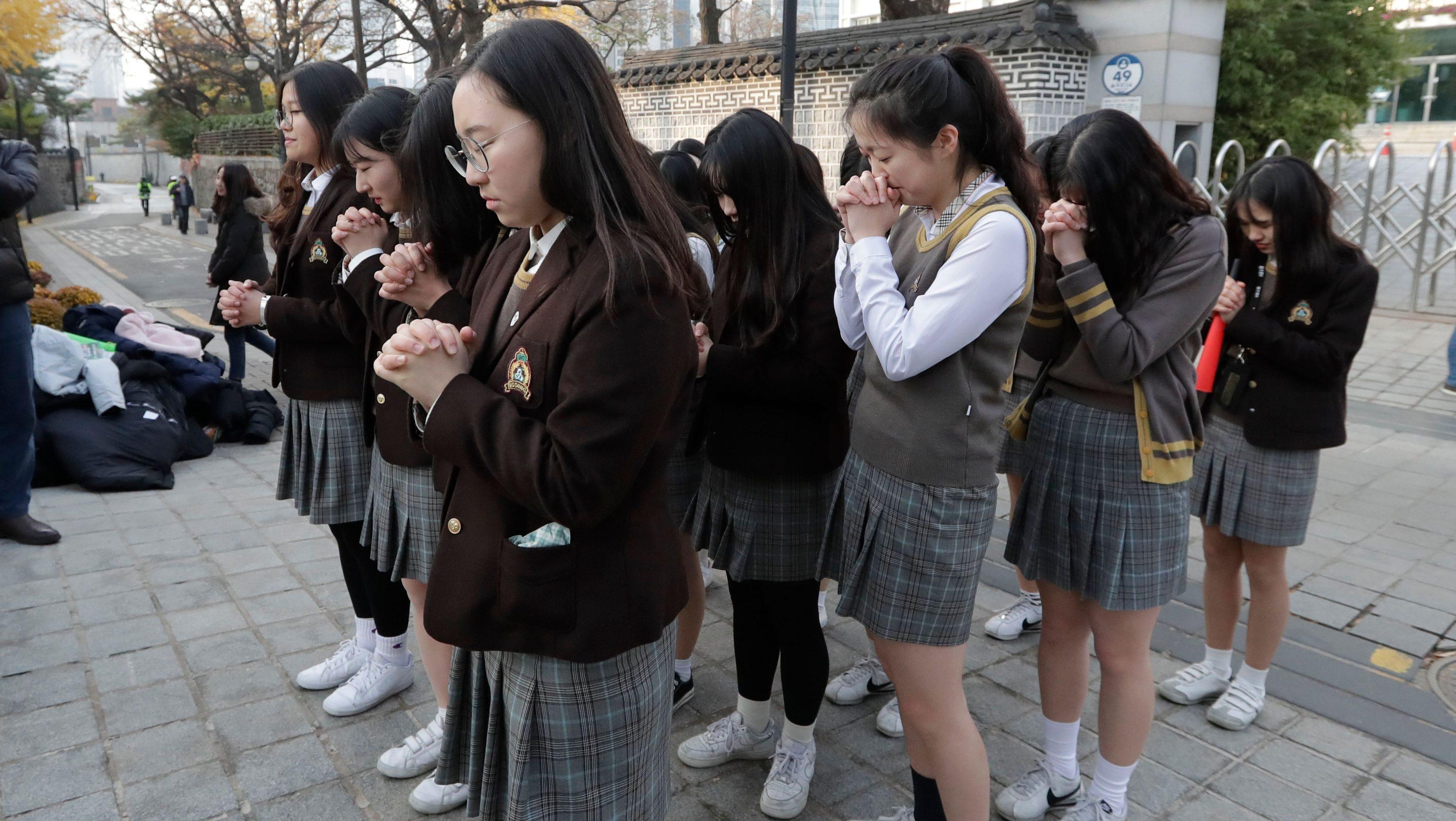 Sluts in North Korea