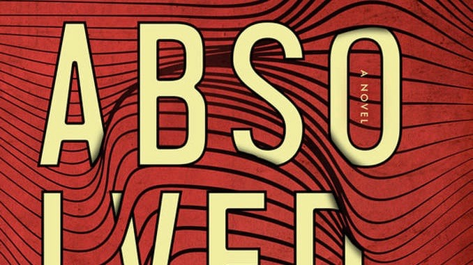 The Absolved book cover.