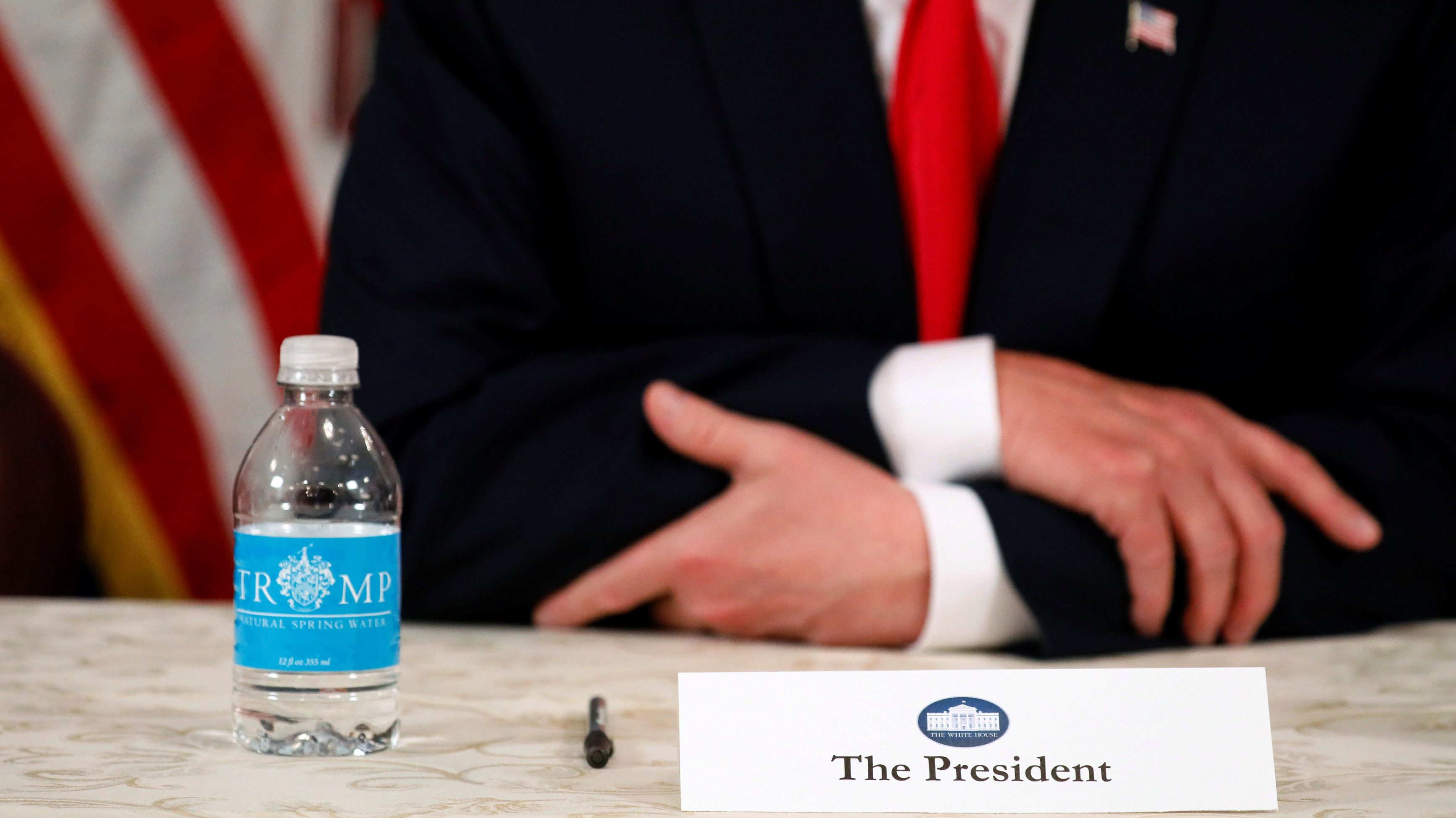 How Many Donald Trump Products Are Made In The Usa Quartz