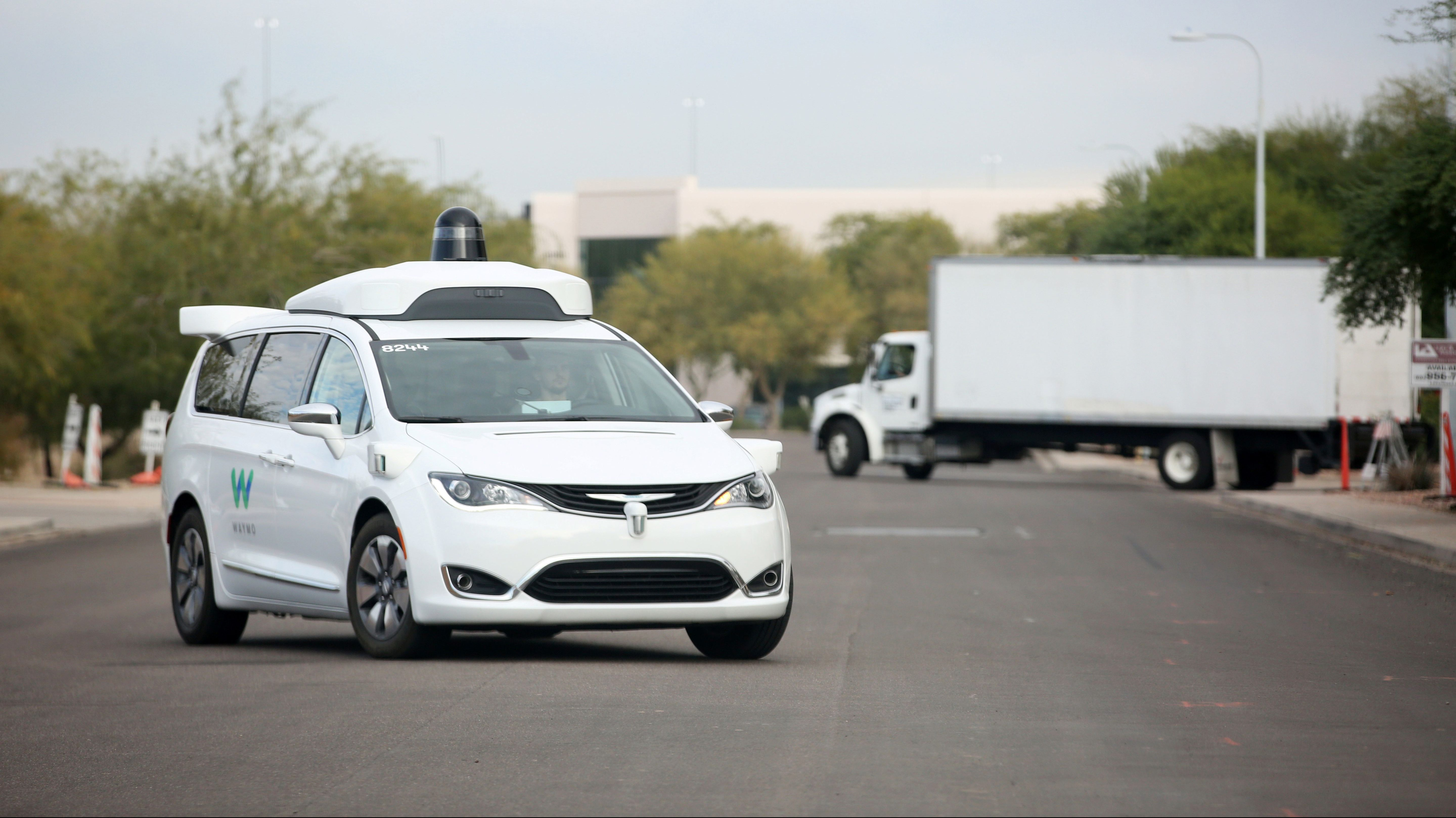 Arizona residents lash out against Waymo self-driving cars