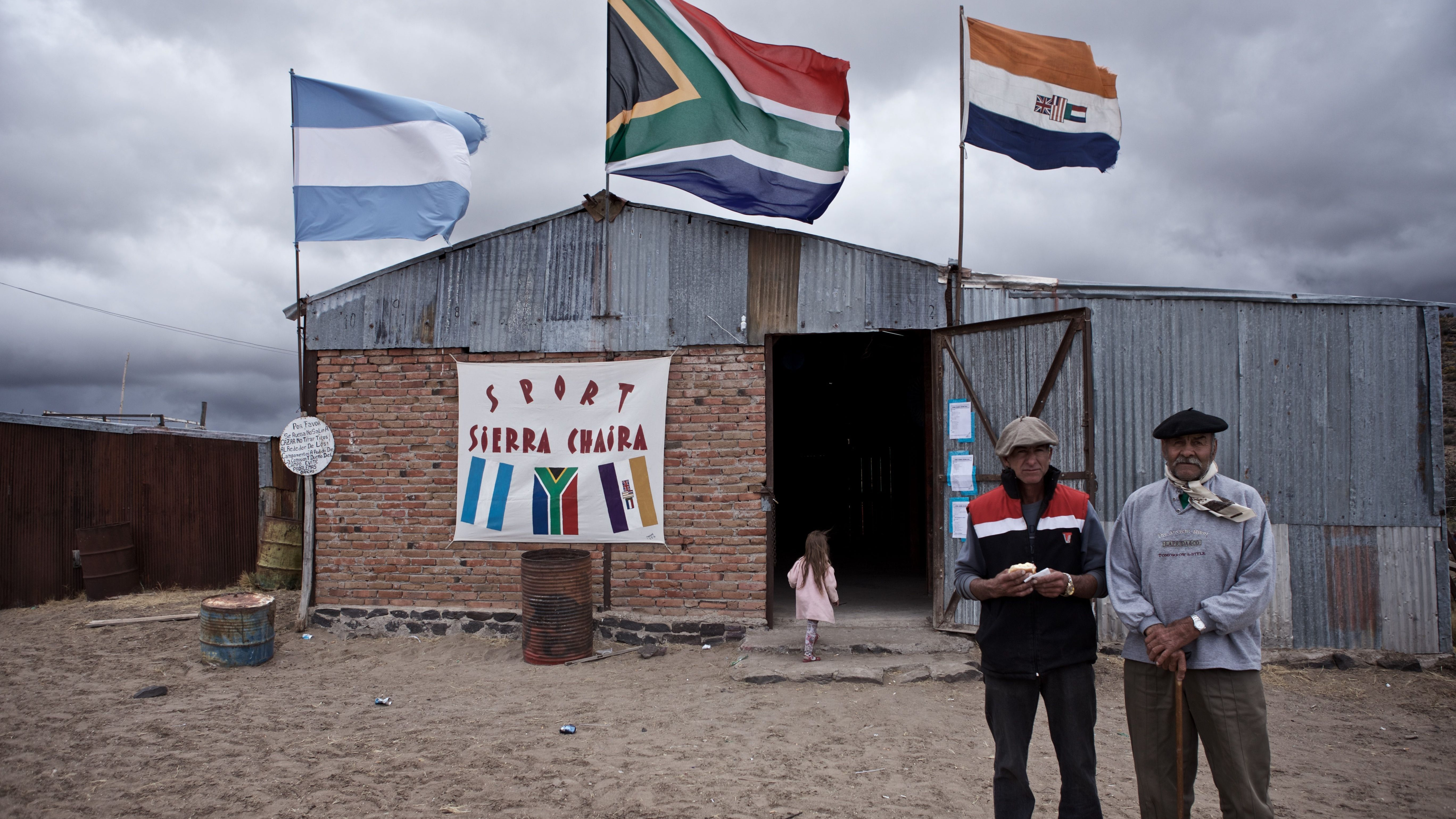 An almost-extinct Afrikaans dialect is making an unlikely comeback in Argentina