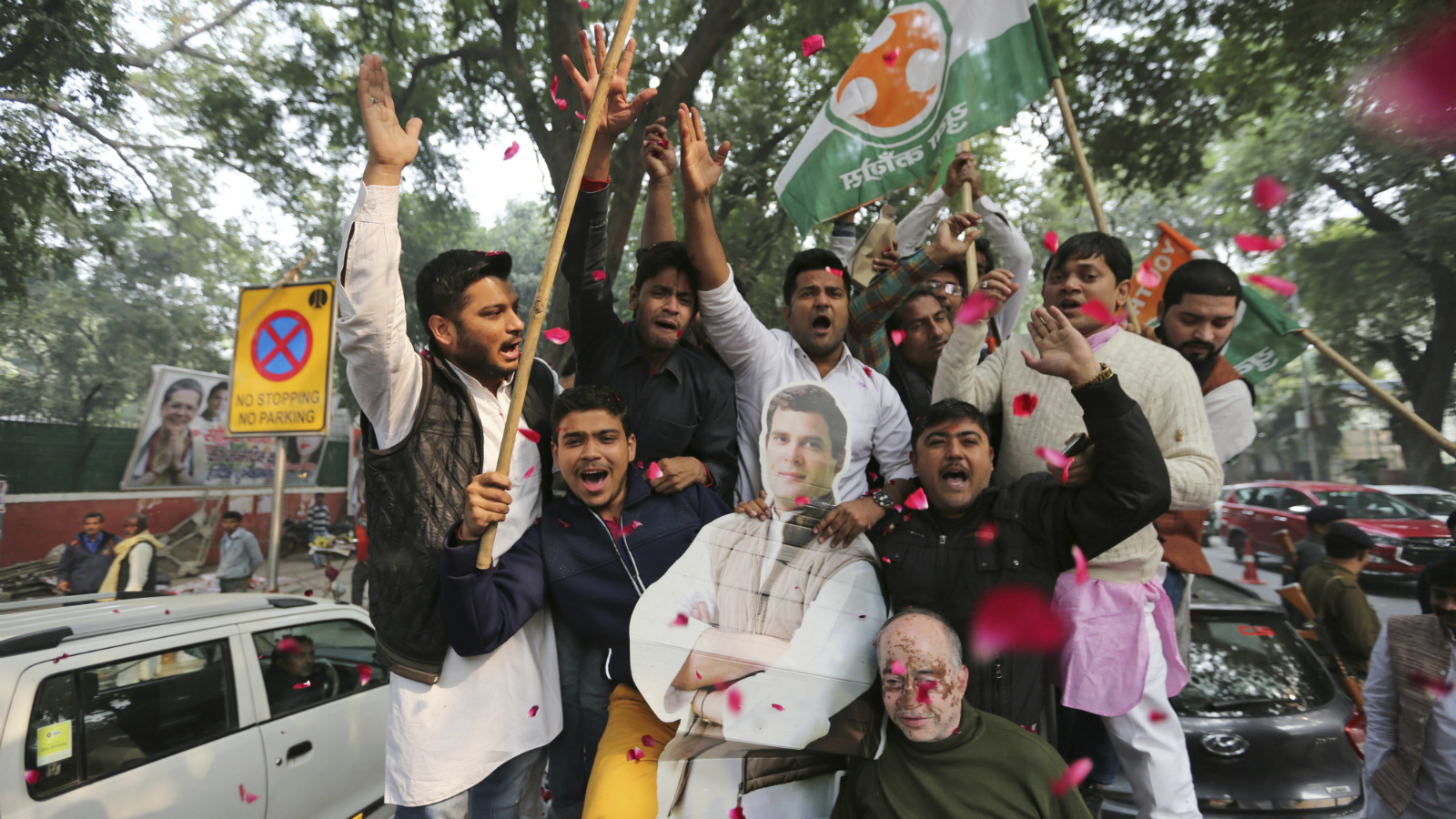 Congress, BJP double down on surveys, data for India's 2019