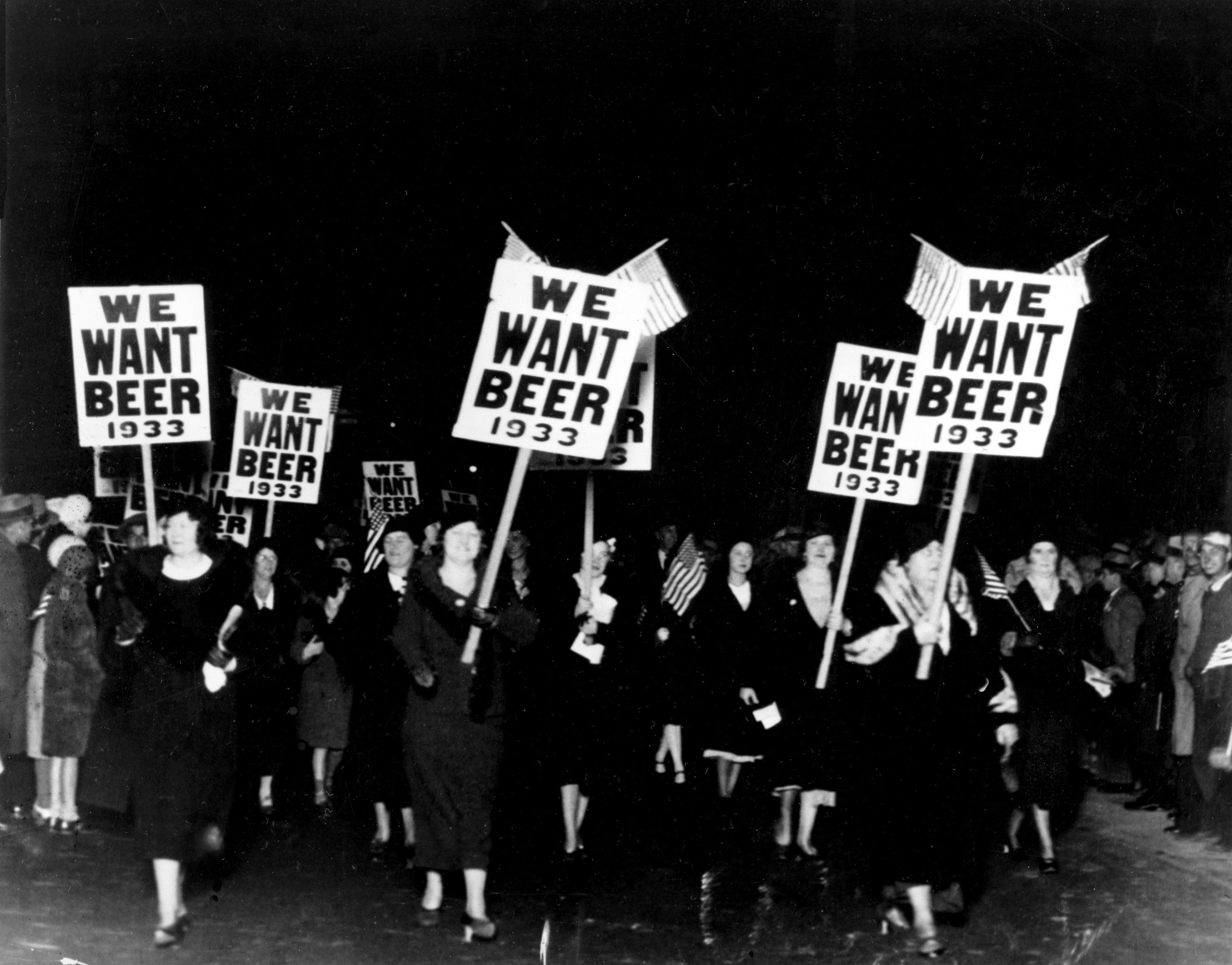 how long did prohibition last