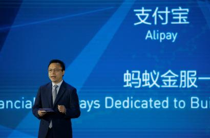 Ant Financial raised almost as much money in 2018 as all