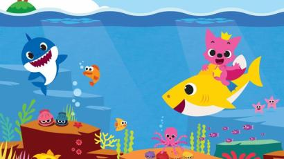 is baby shark the most popular song in the world an investigation