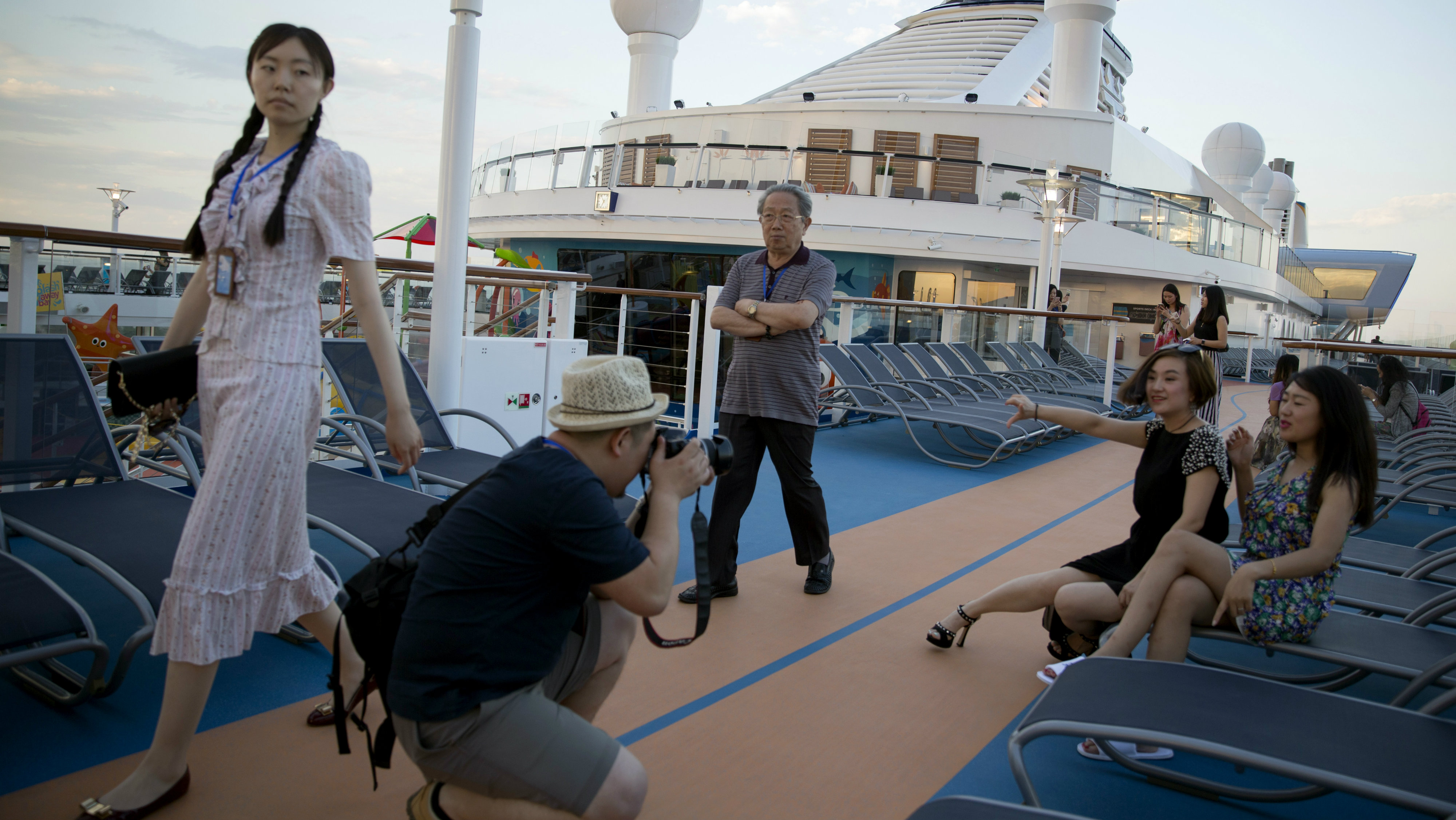 Royal Caribbean Cruises is succeeding in China where others have
