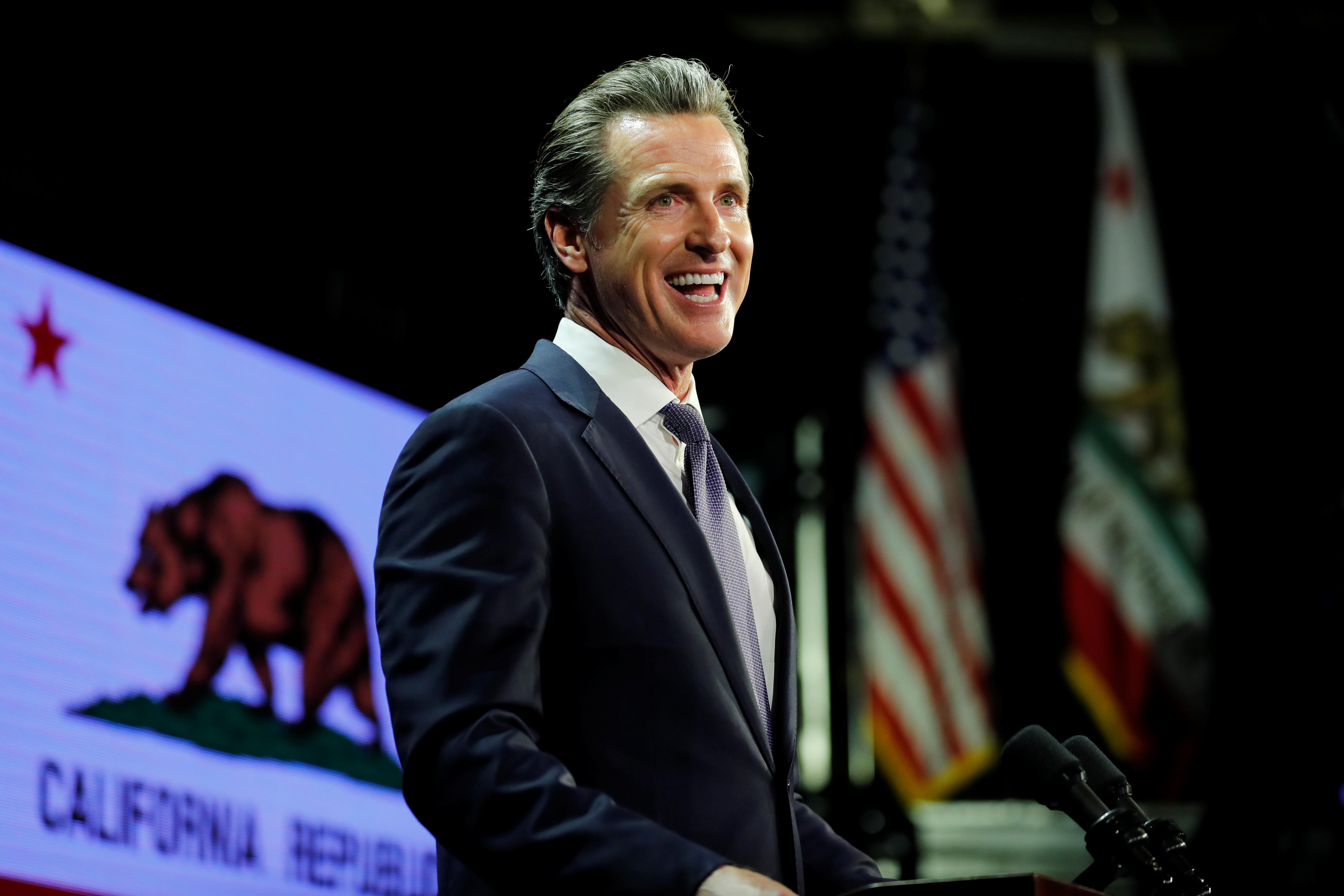 New California Governor Gavin Newsom Has Bold Plans For Families