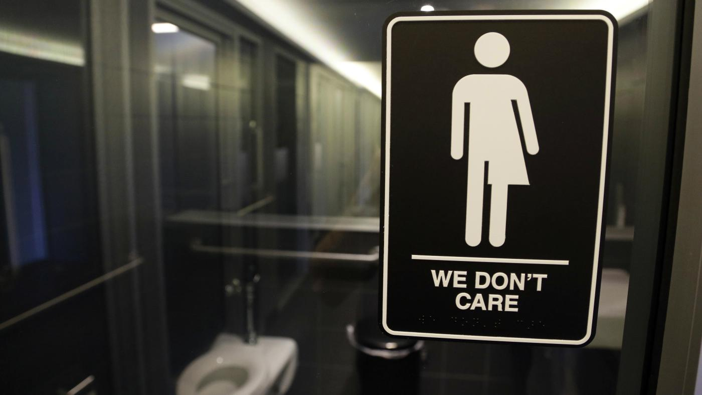 Generation z 39 s views on gender set it apart in us quartz - Transgender discrimination bathroom ...