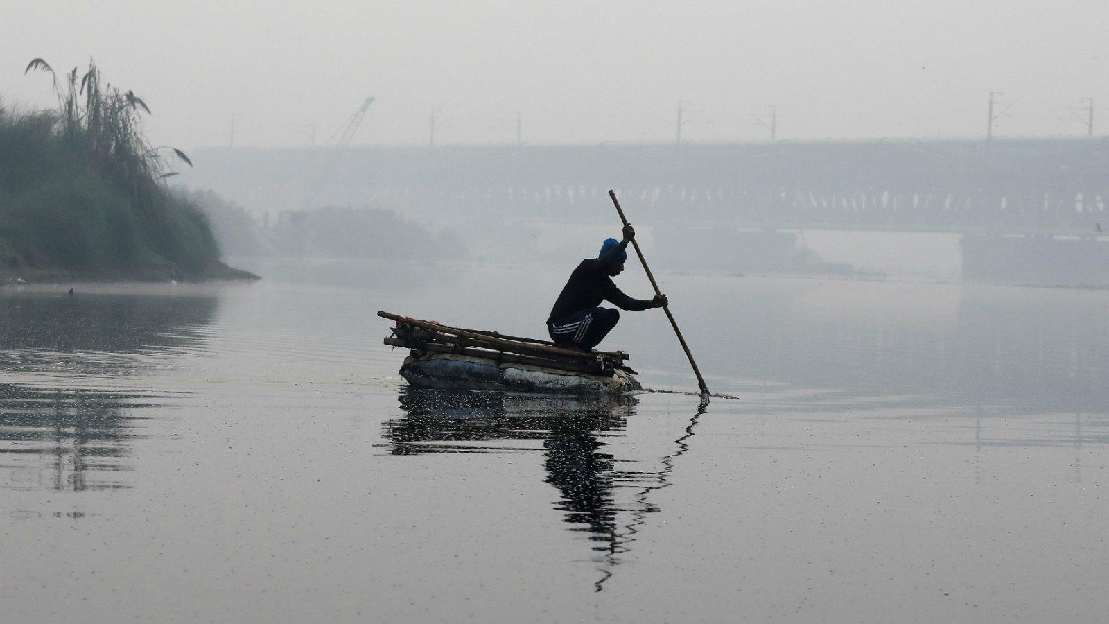 India-water-politics-history