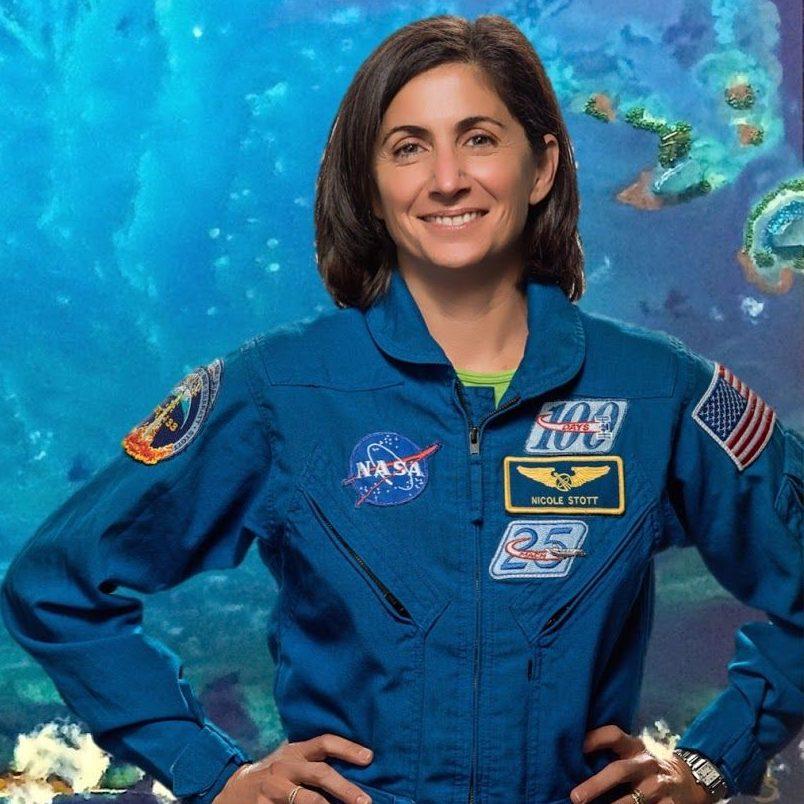 Nicole Stott, astronaut