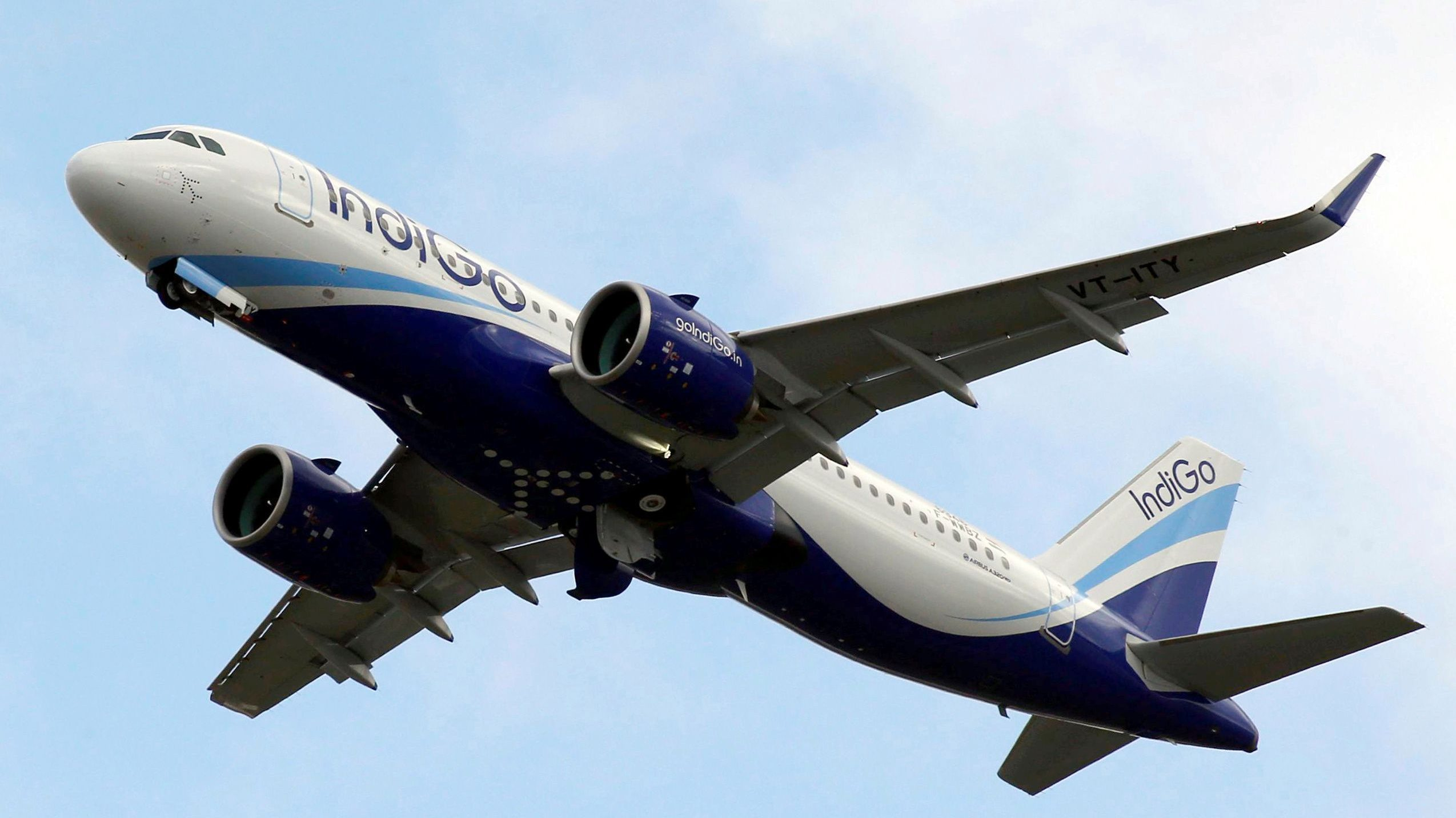 Indigo CEO Ronojoy Dutta is an IIT and United Airlines