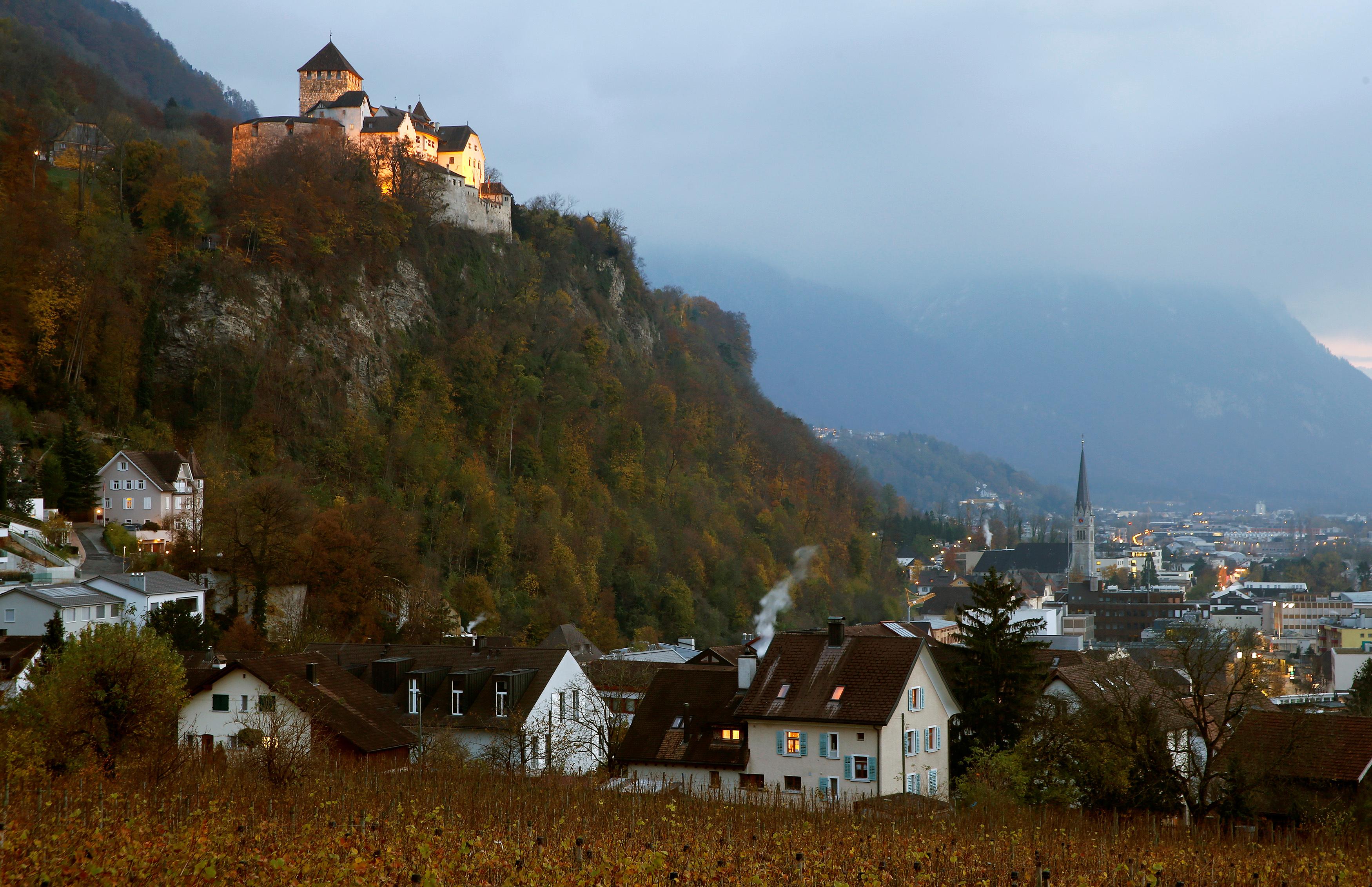 Liechtenstein turns 300