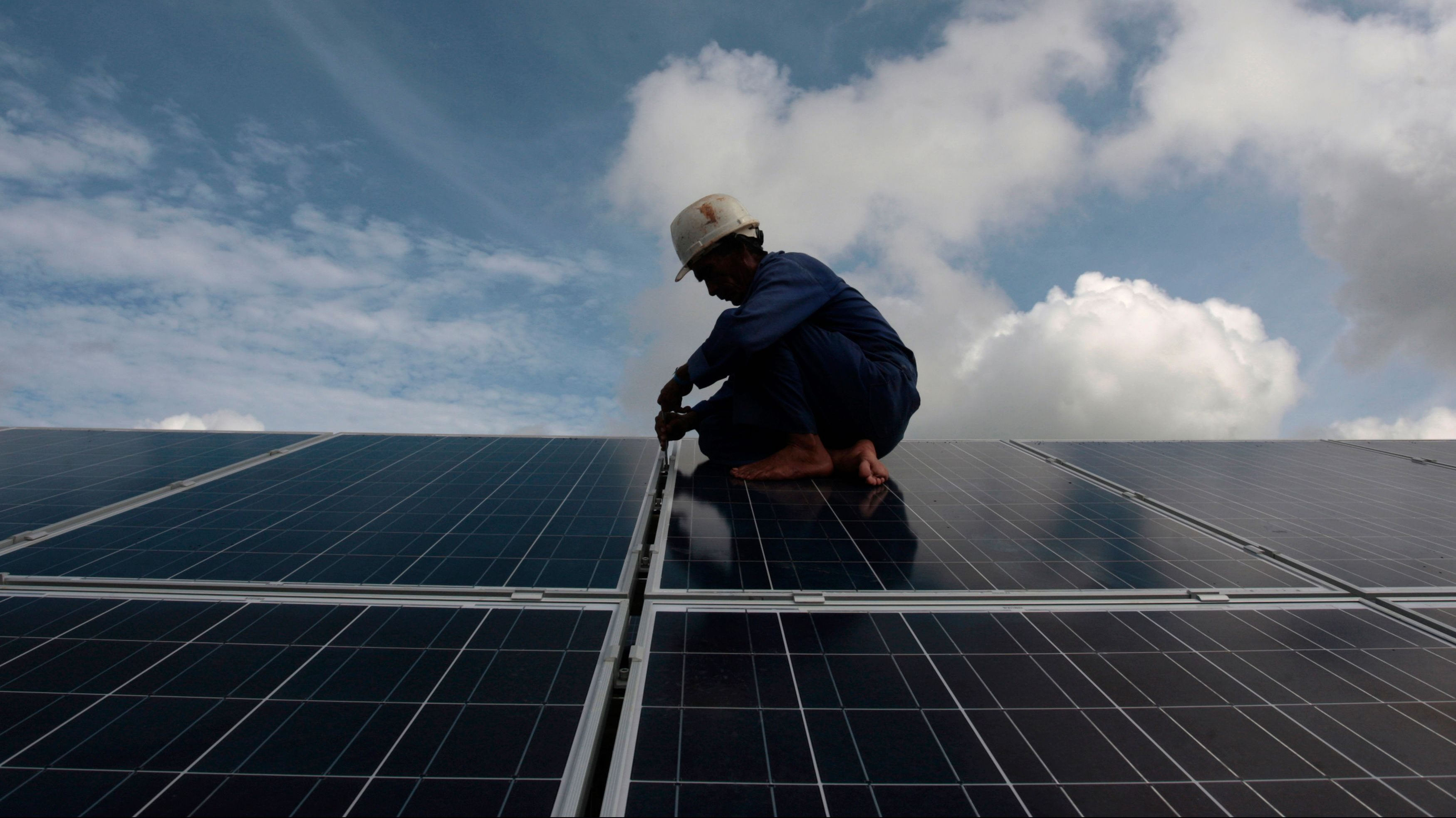 qz.com - Kuwar Singh - India will add a record level of solar power capacity in 2019