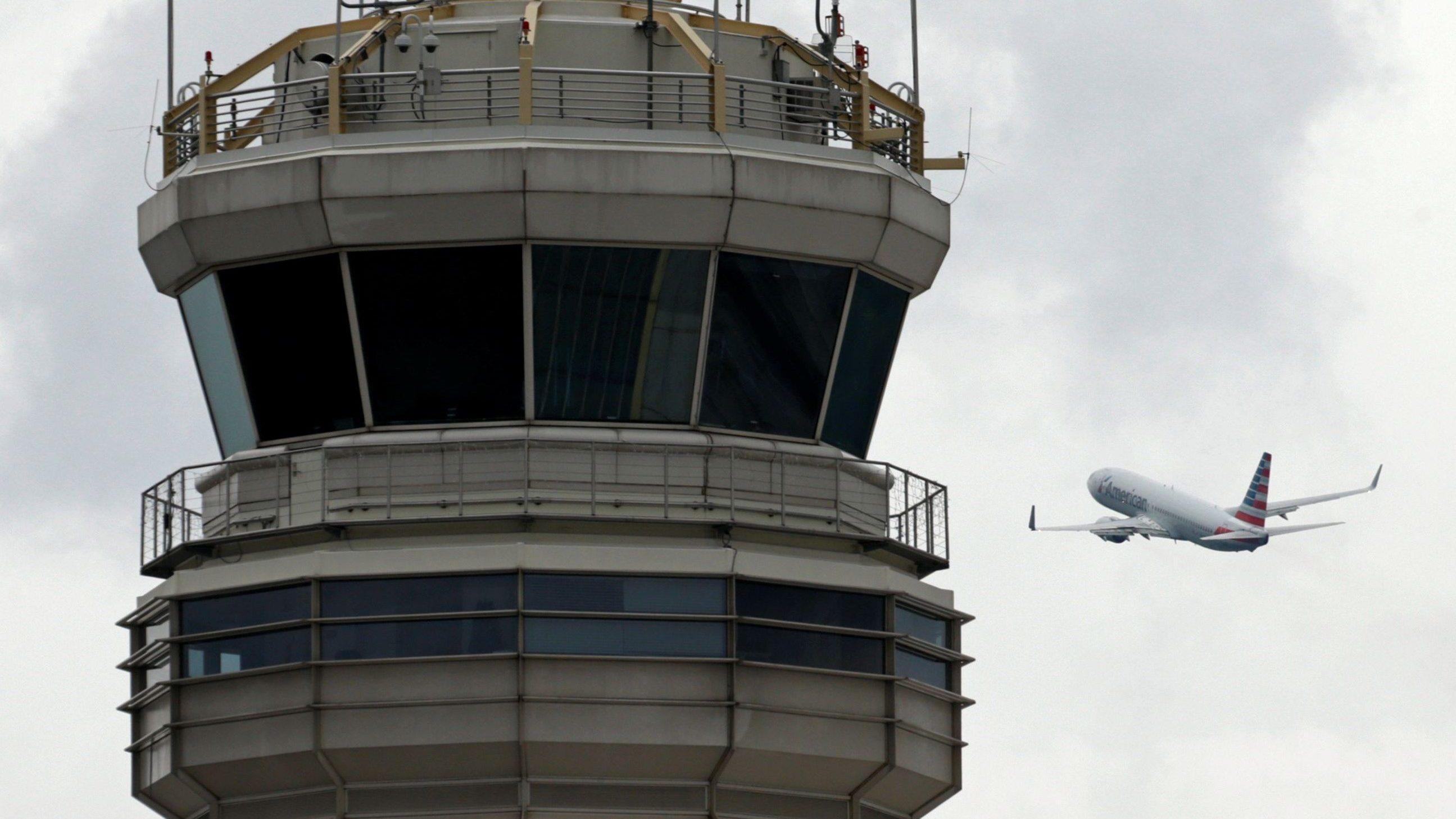 Air traffic control — Quartz Obsession — Quartz