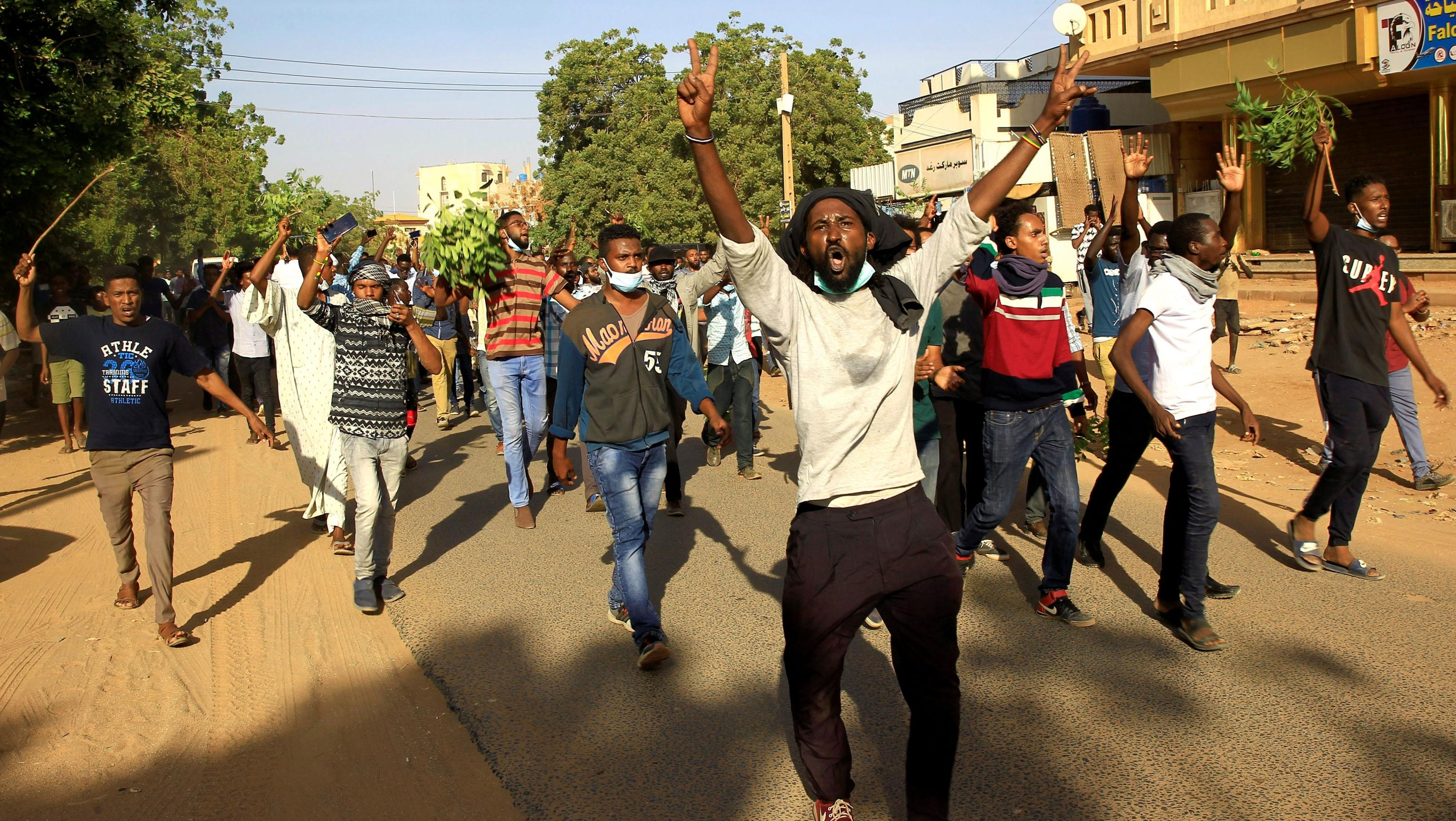 Internet shutdowns in Sudan's uprising cost $1.8 billion