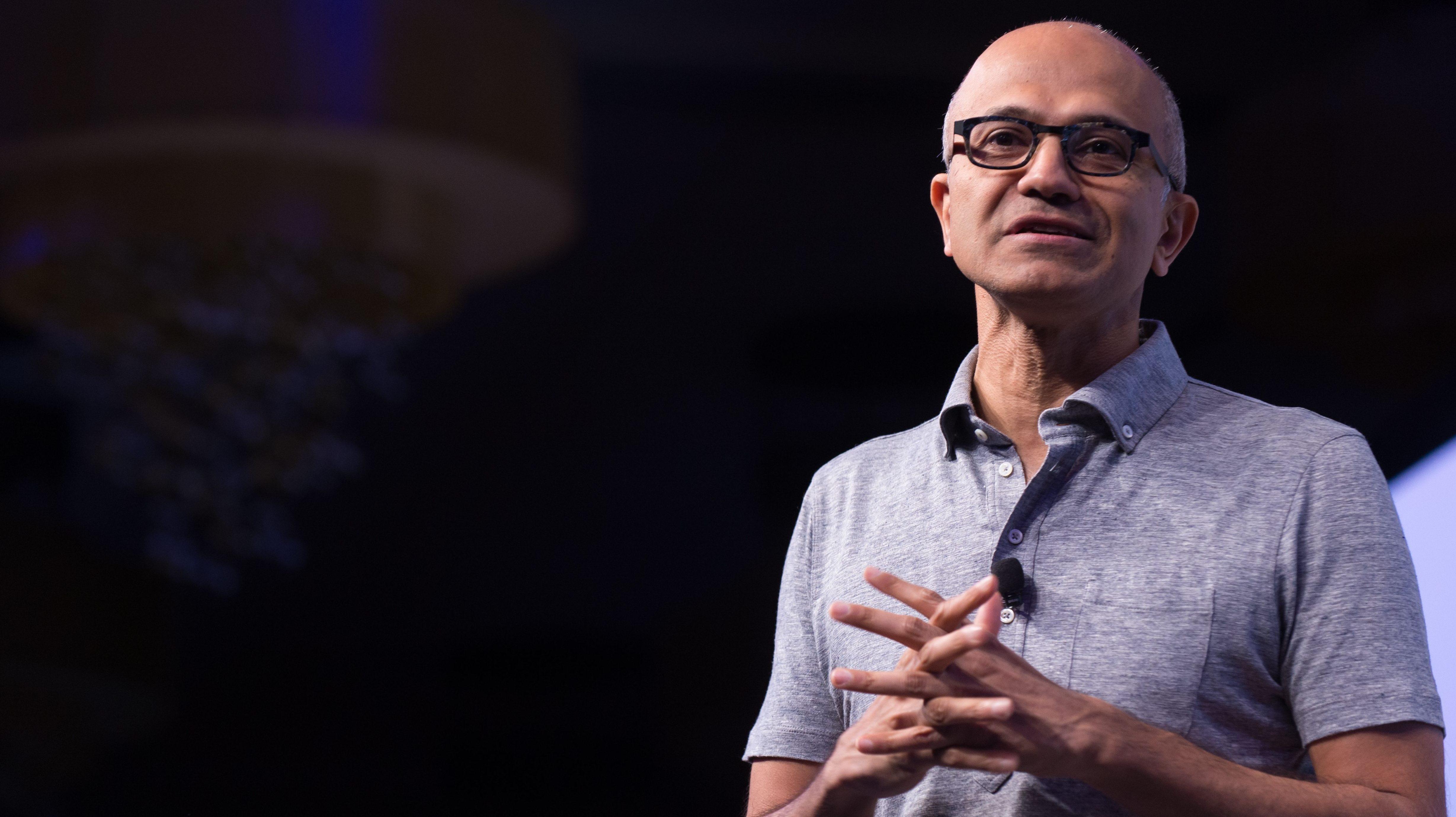 How Microsoft CEO Satya Nadella rebuilt the pany culture
