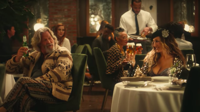 Stella Artois Brought Carrie Bradshaw And The Dude Together For A Beer