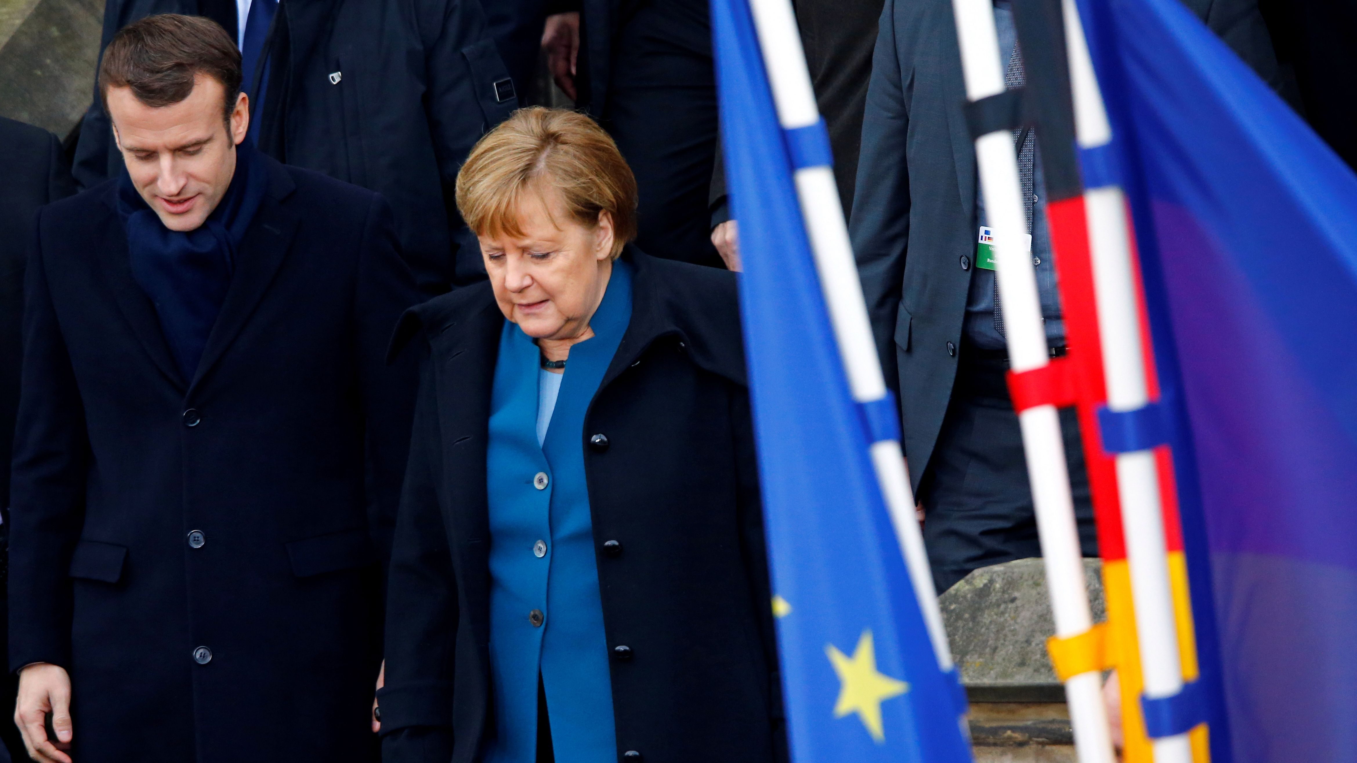 The weirdest fake news controversies surrounding the new France-Germany treaty