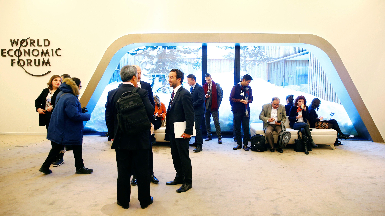 2019 World Economic Forum in Davos.