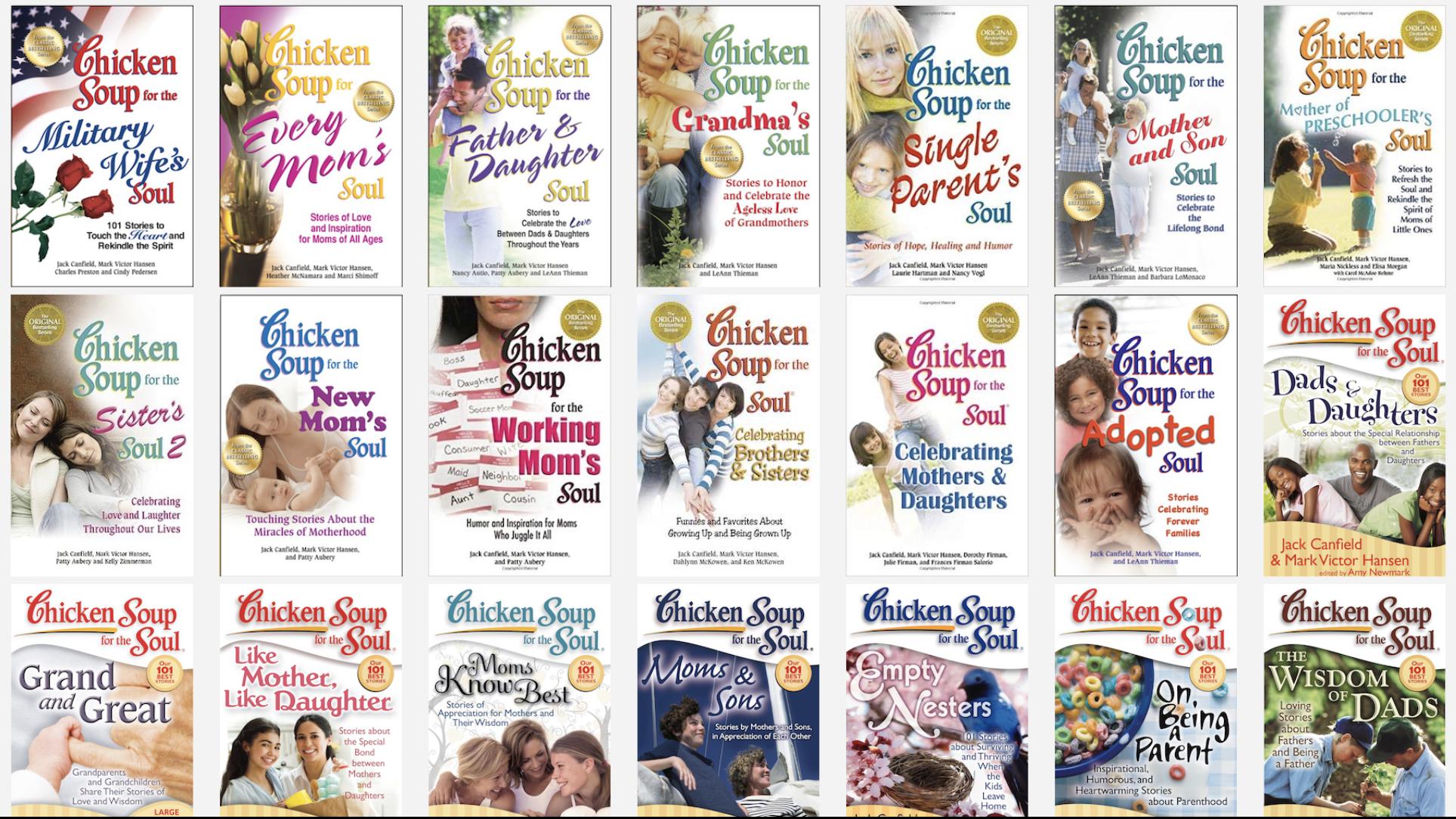 Chicken Soup for the Quartz Reader Soul