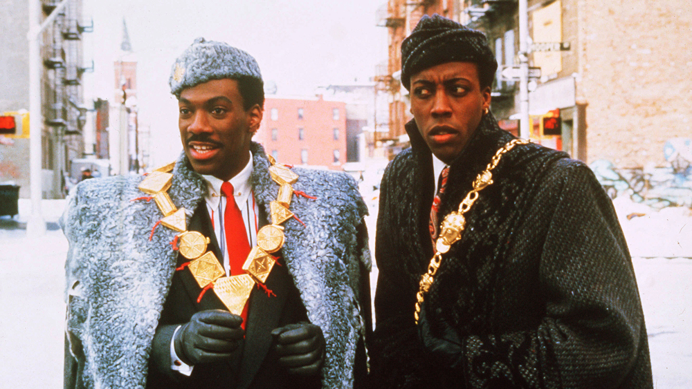 Coming to America sequel raises could raise questions on African portrayal