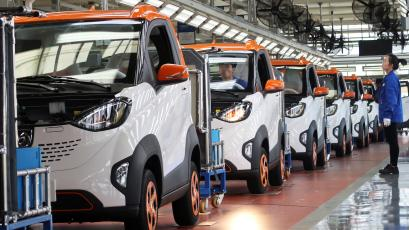 Five Things To Know About China S Electric Car Boom Quartz