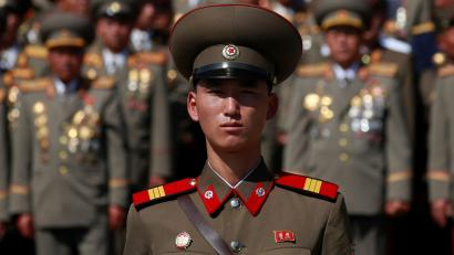 North Korea Reminds Citizens Watching South Korean Tv