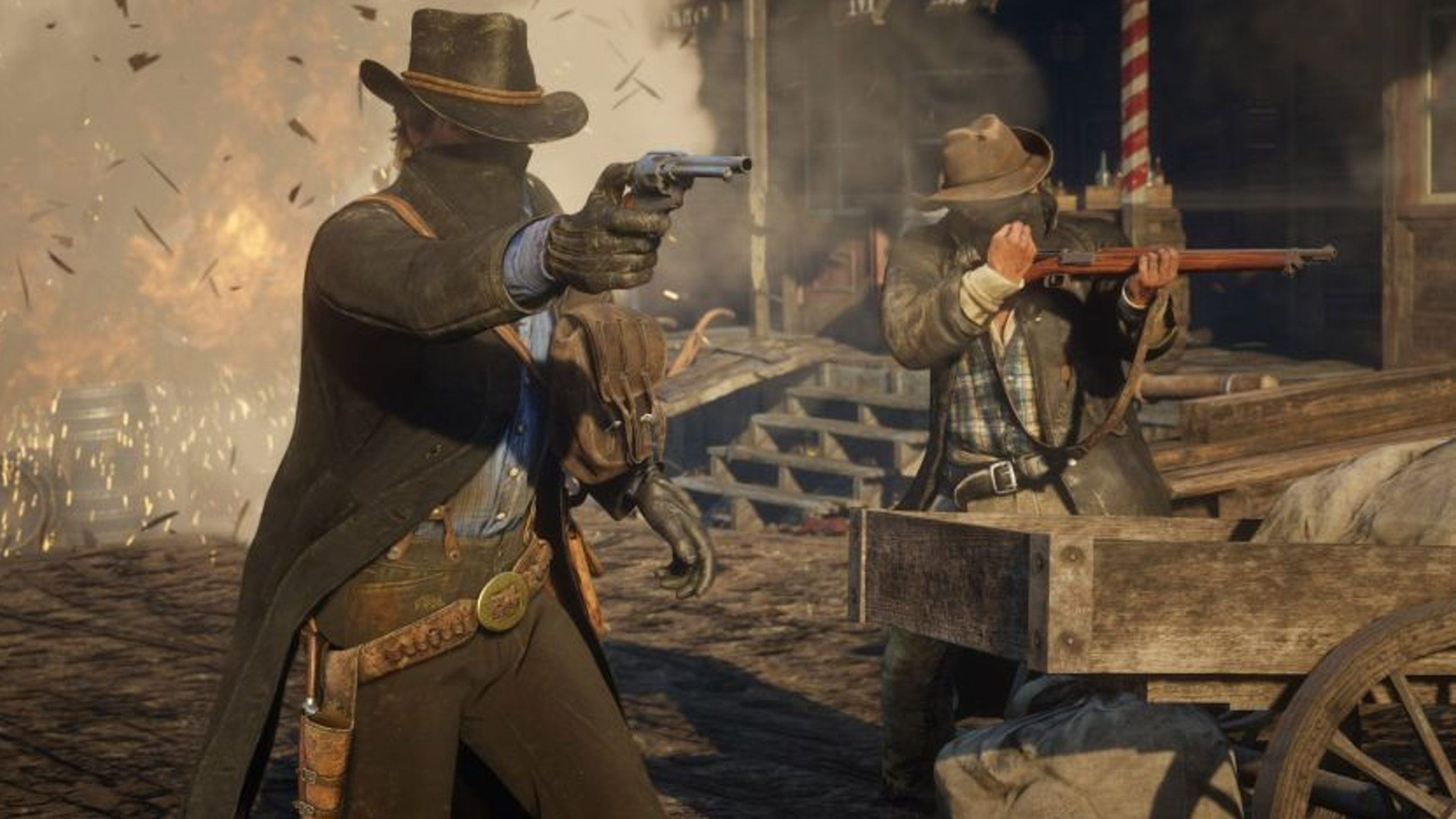 ork over cash in exchange for using the Pinkerton name inRed Dead Redemption 2