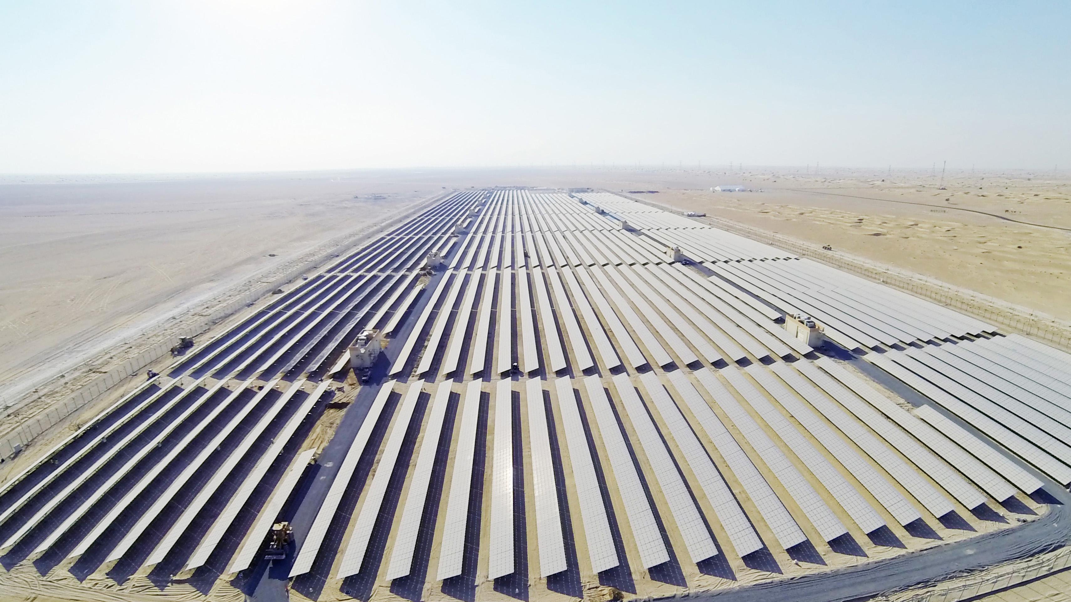 The UAE has the world's largest virtual battery plant — Quartz