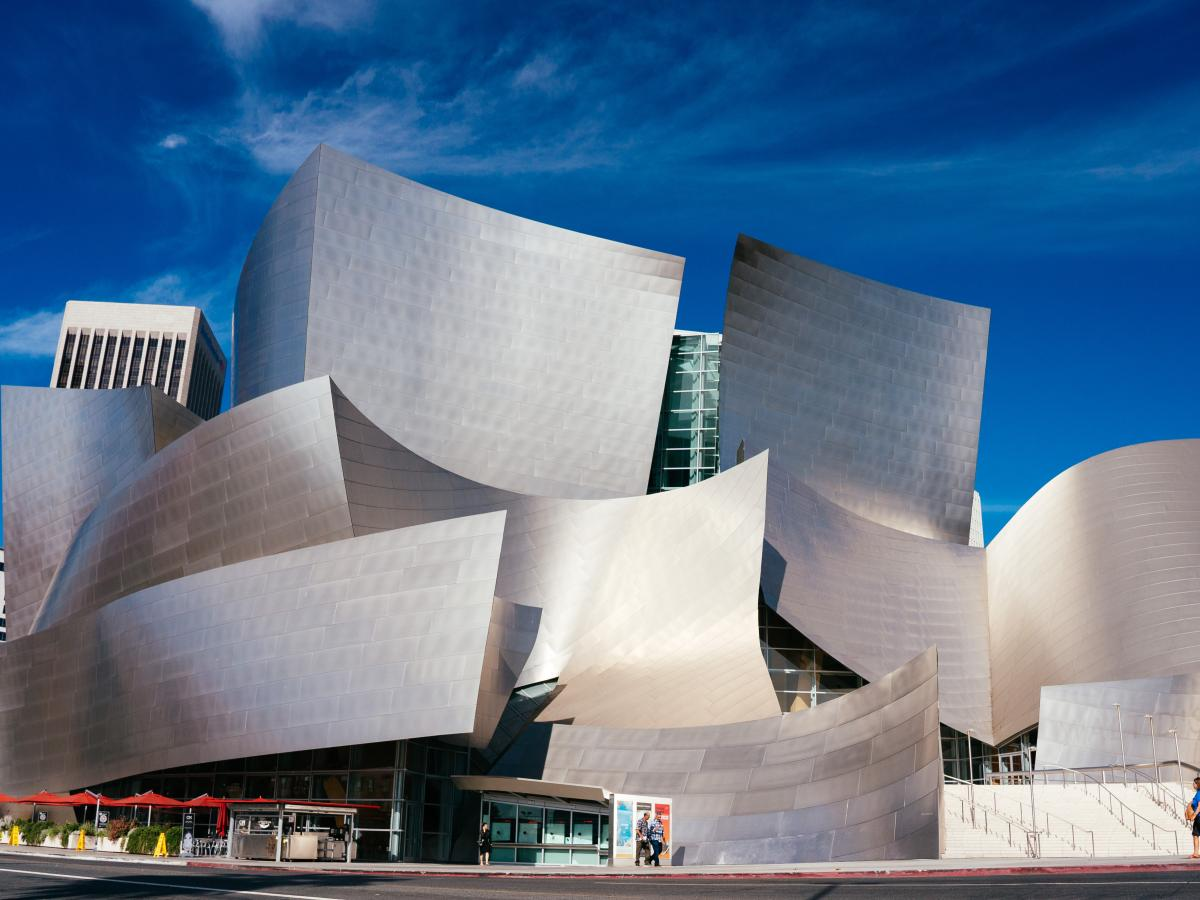 Disney Hall Helped Bring Downtown Los Angeles Back To Life Quartz