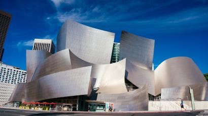 Disney Hall helped bring downtown Los Angeles back to life