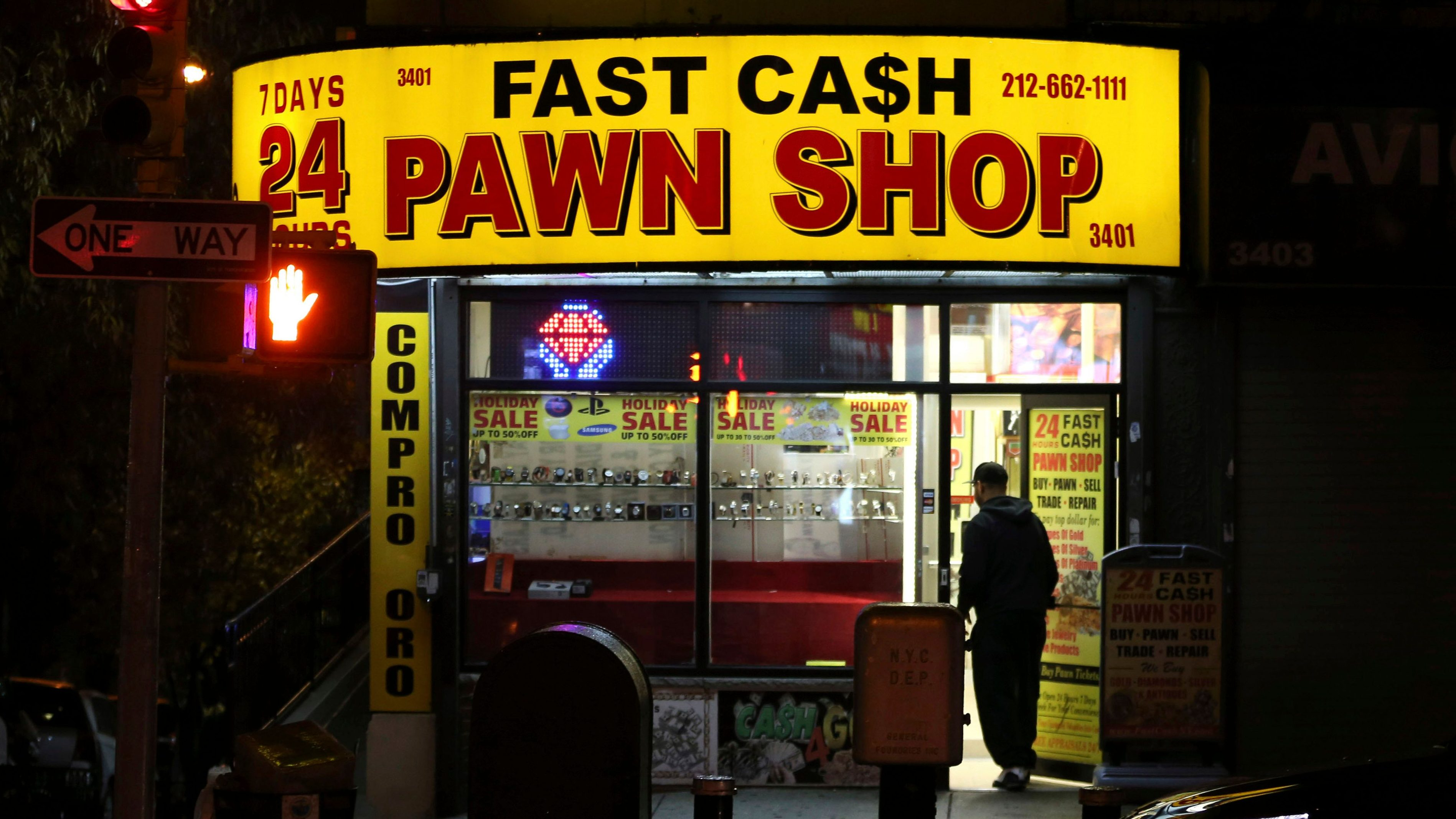 Quick Payday Loans >> Ohio's ban on payday loans sent people running to pawn ...