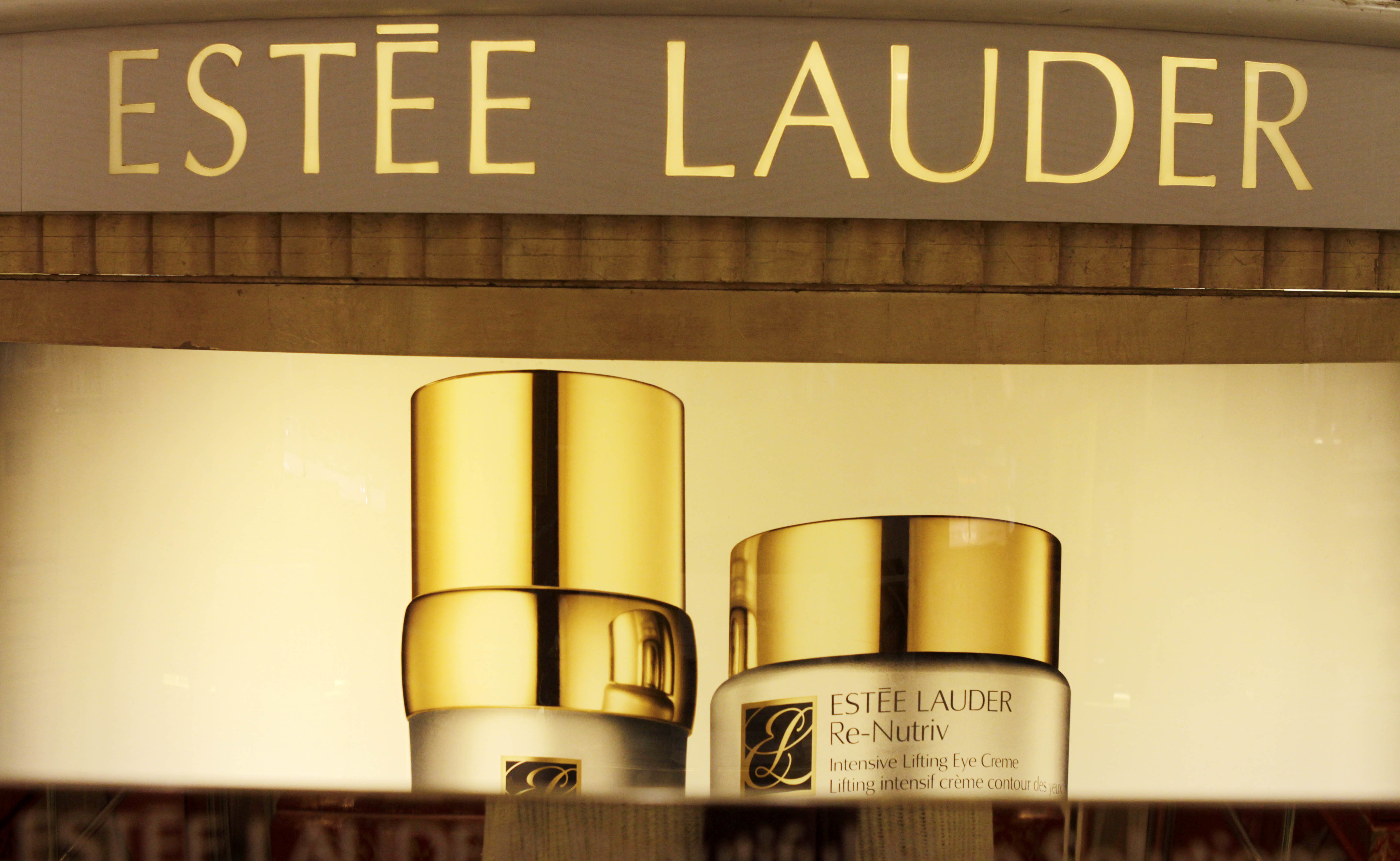 Luxury skincare products fuel record profits in beauty
