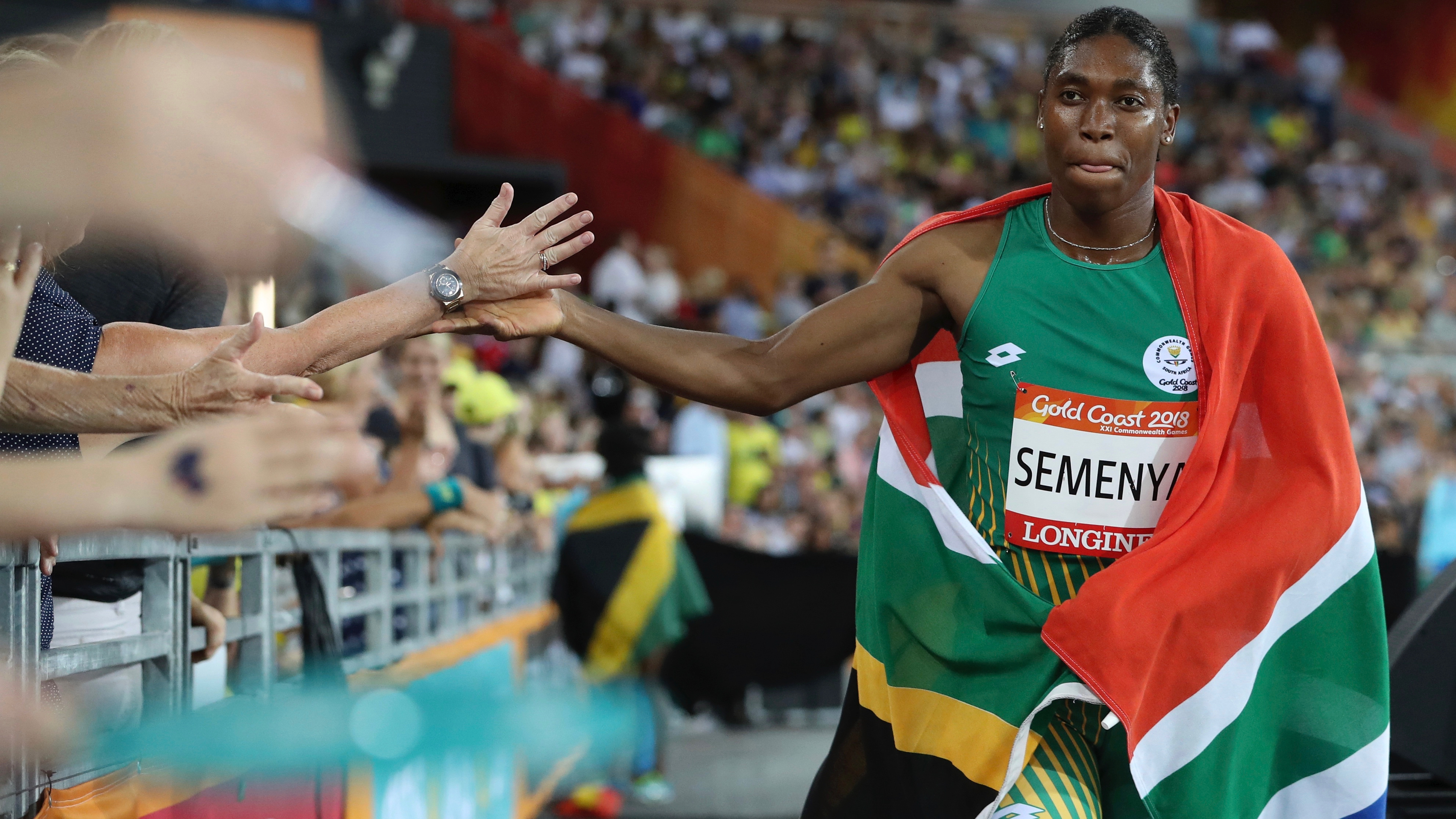 Caster Semenya challenges athletics federation's gender rules