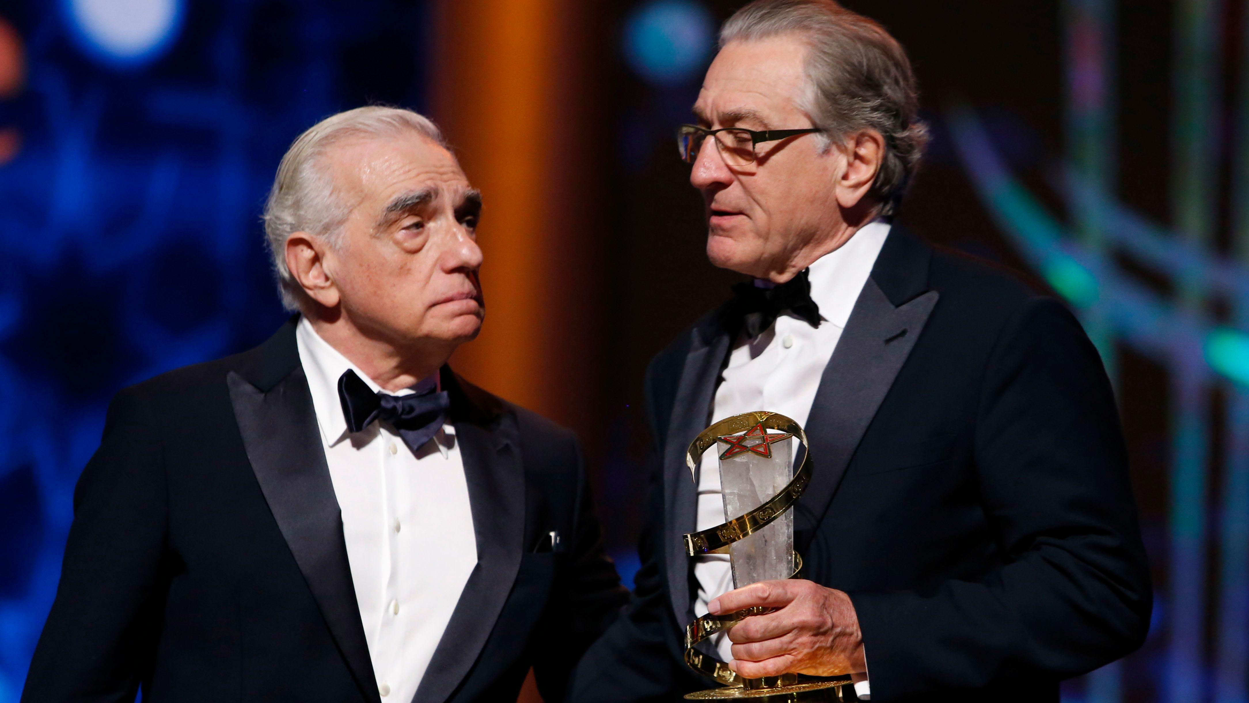 "Netflix thinks ""The Irishman"" can win the Oscar that ""Roma"" lost"