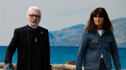 Who Is Virginie Viard The Woman Succeeding Karl Lagerfeld Quartz
