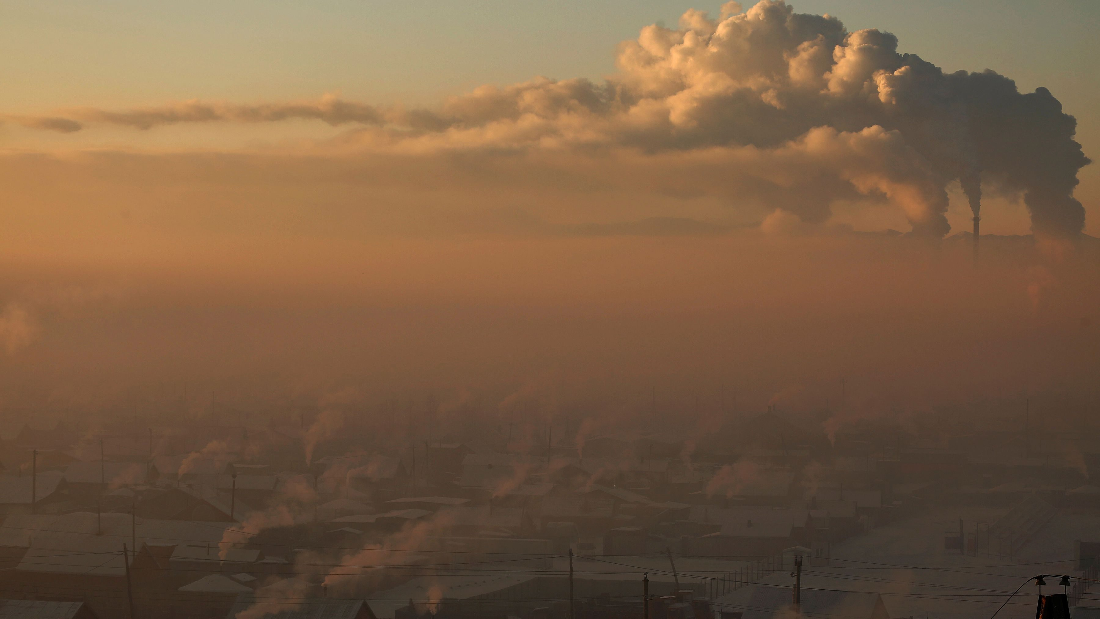 Mongolia's air pollution crisis is the future of our cities