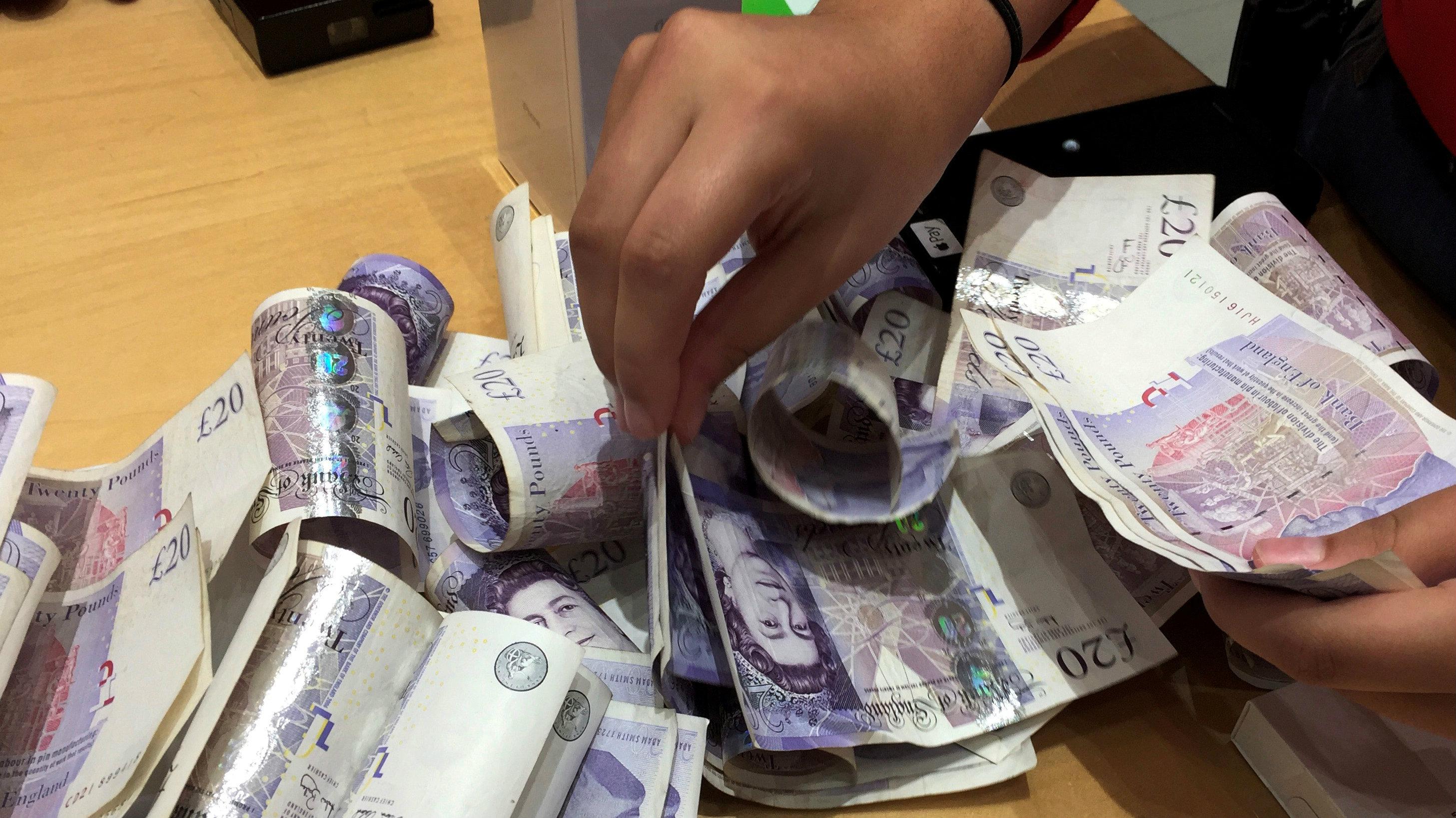 Cashless Britain