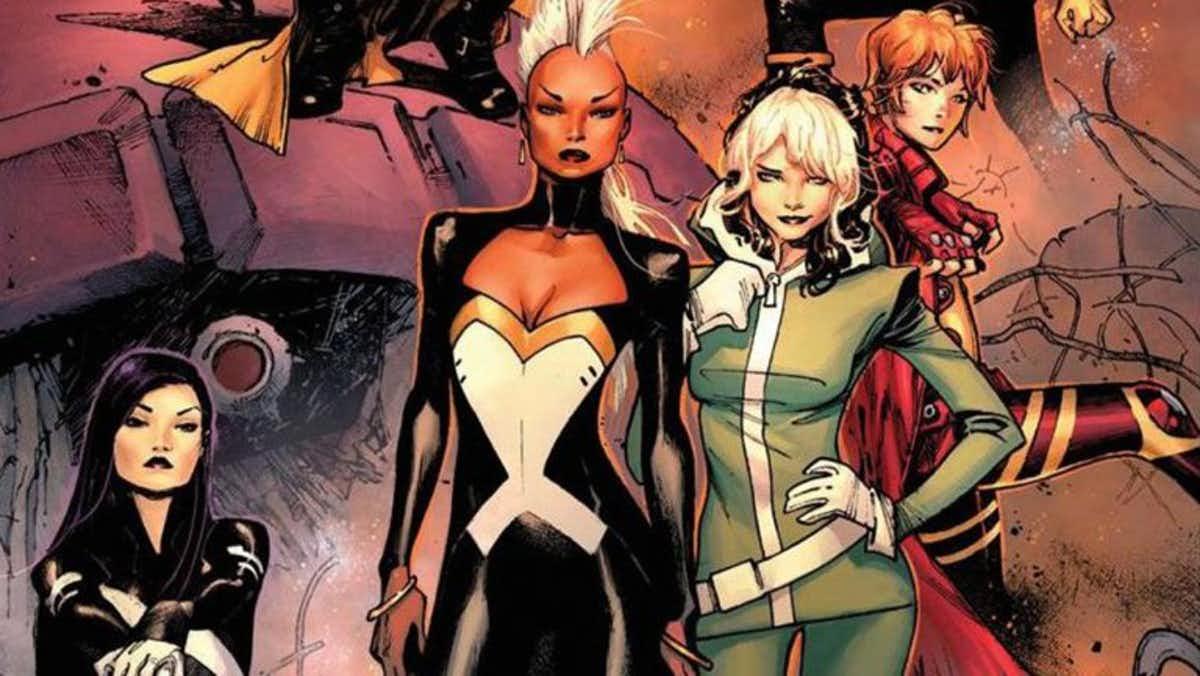 Claremont's X-Women