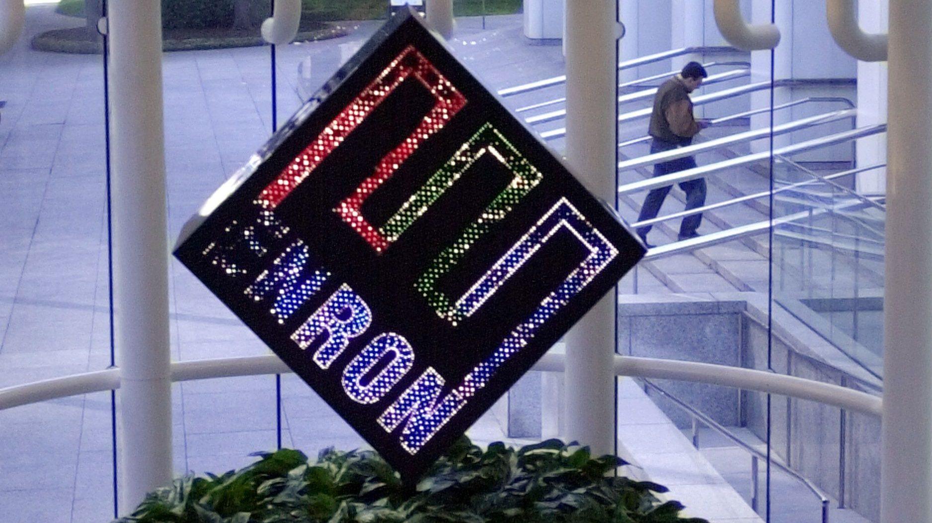 Enron's emails now teach AI how we talk — Quartz at Work