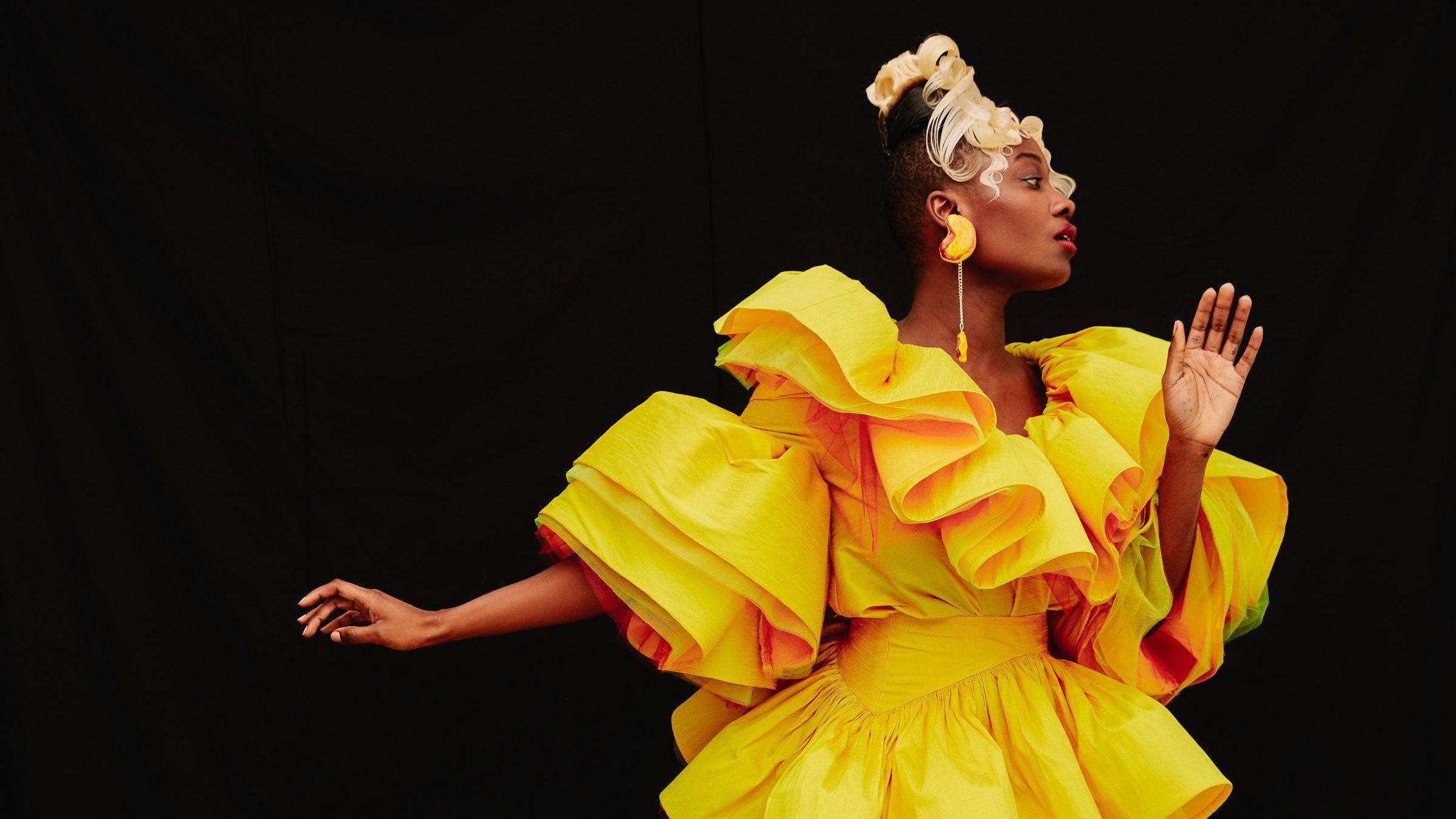 As luxury brands struggle with race, black talent won New York Fashion Week