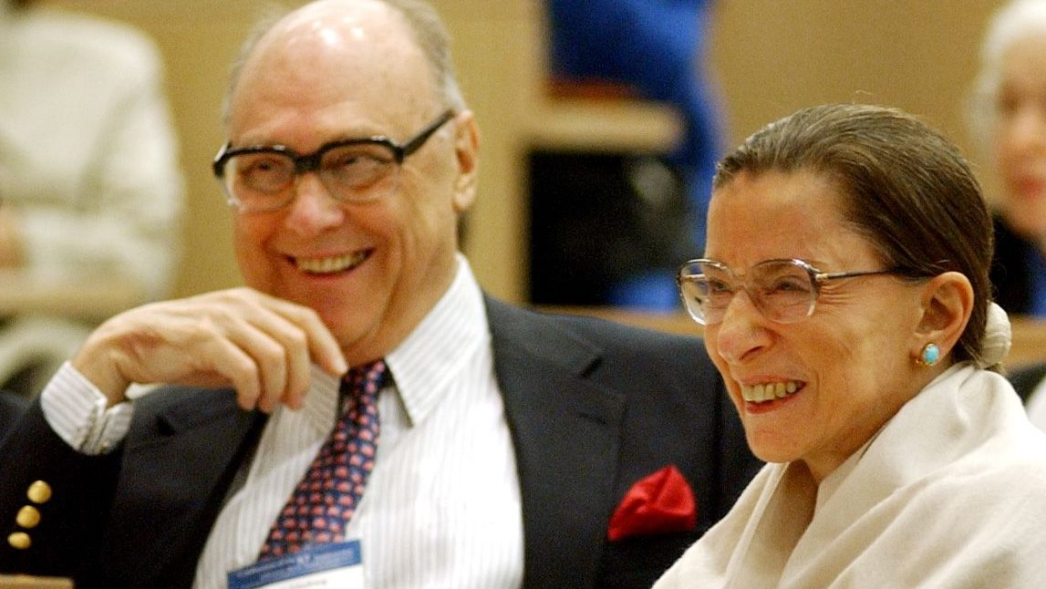 Oscars 2019 Ruth Bader Ginsburg Doc Depicts An Exceptional Marriage Quartz At Work