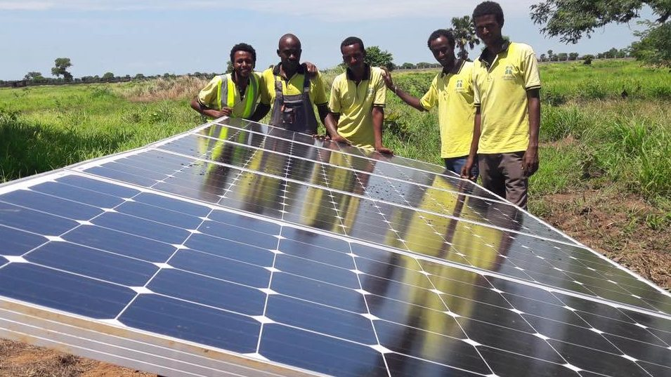 Eritrean Solar Startup Builds In South Sudan Uganda Dr