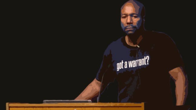 Georgetown Law professor Paul Butler lays down the law.