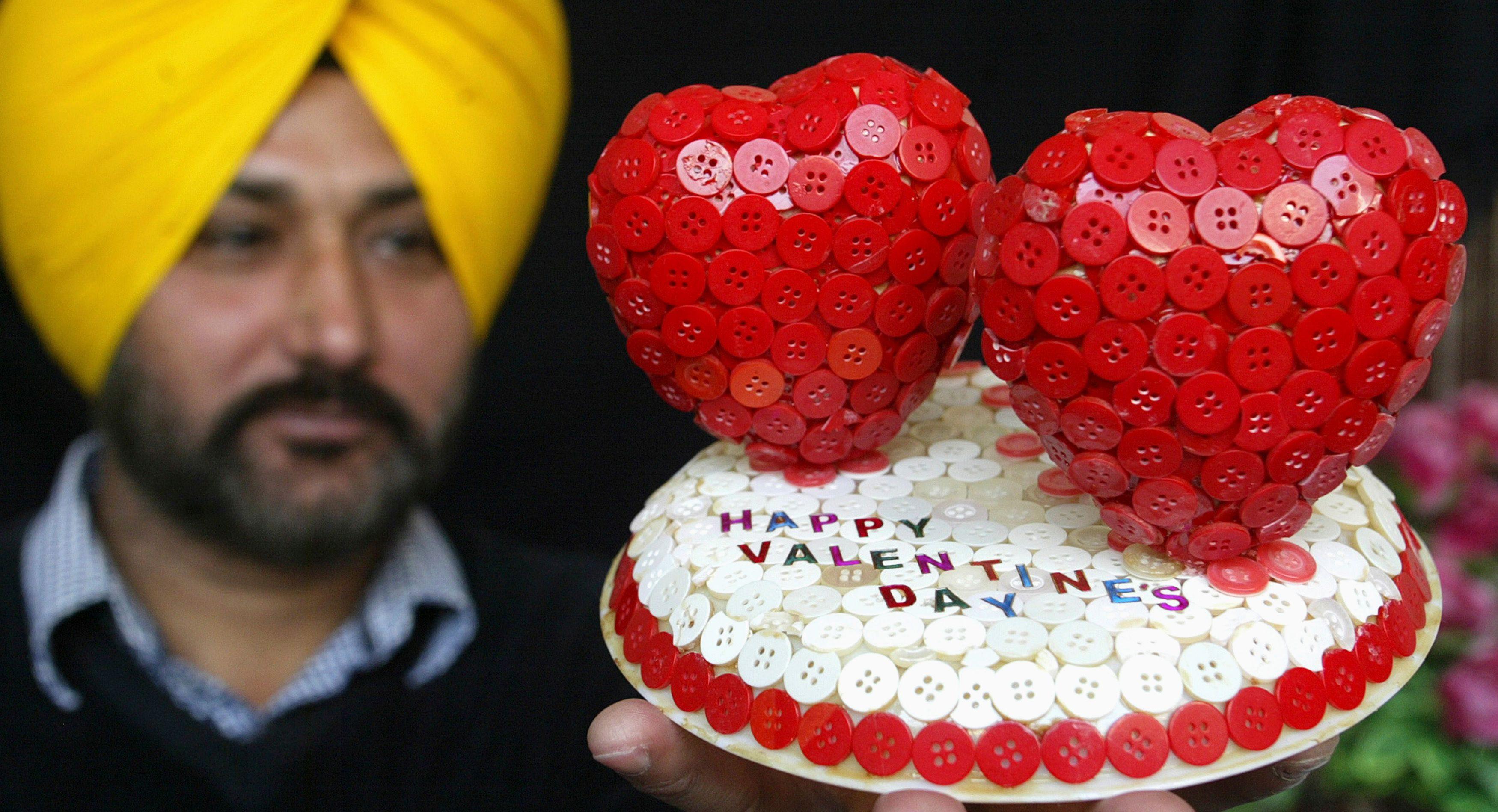 India-Valentines-Day