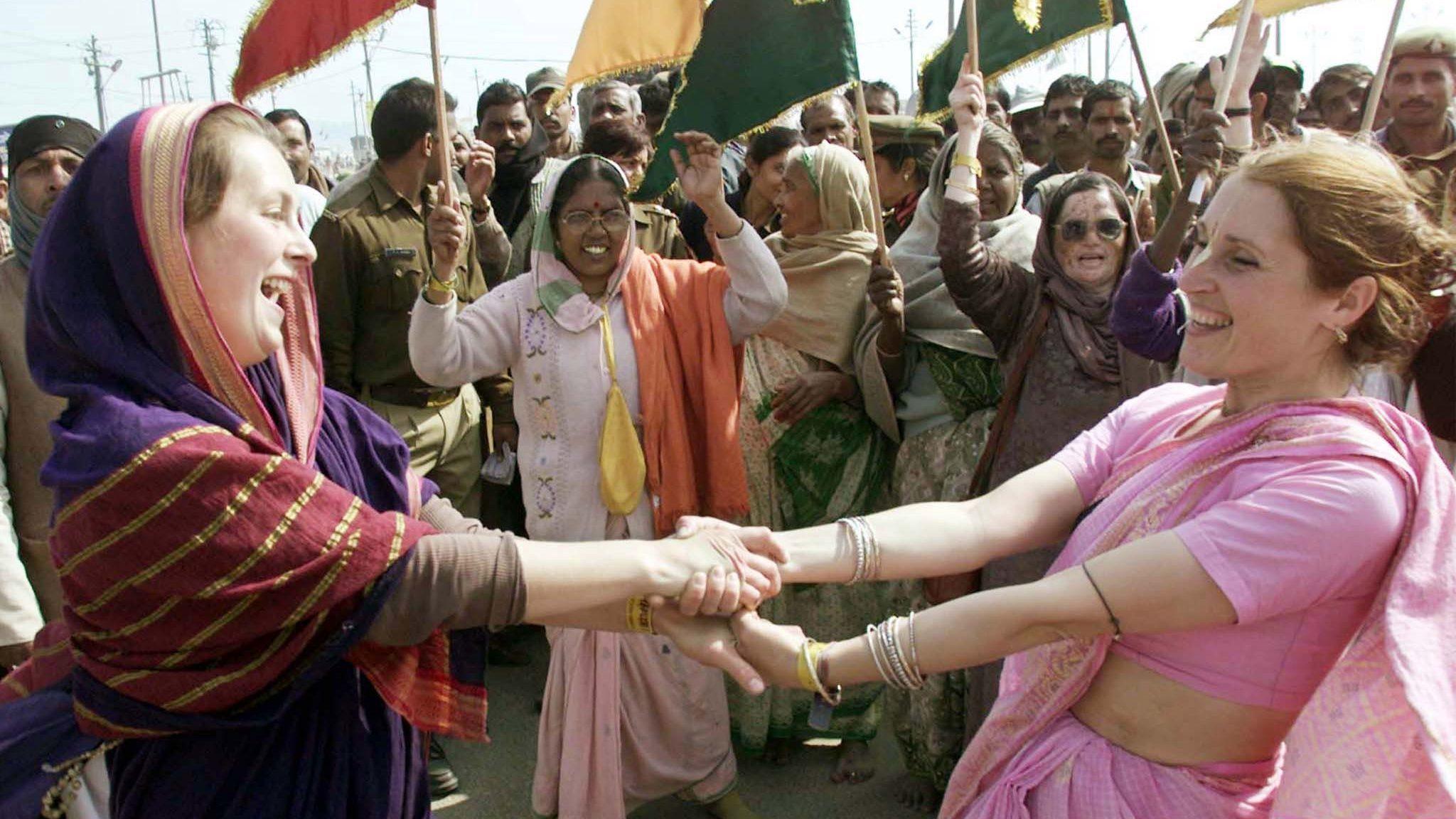 Bhakti Fest symbolises America's Hindu spirituality obsession