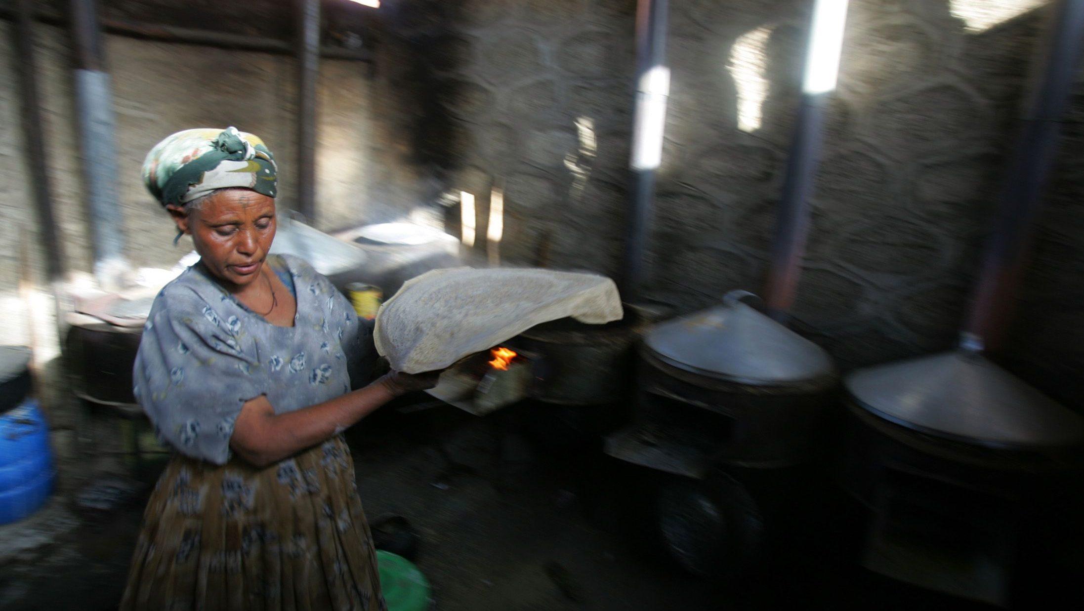 Ethiopia teff flour patent not Dutch invention, court rules — Quartz