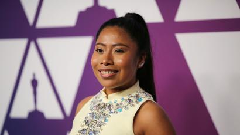 Yalitza Aparicio attends the 91st Oscars Nominees Luncheon in Los Angeles
